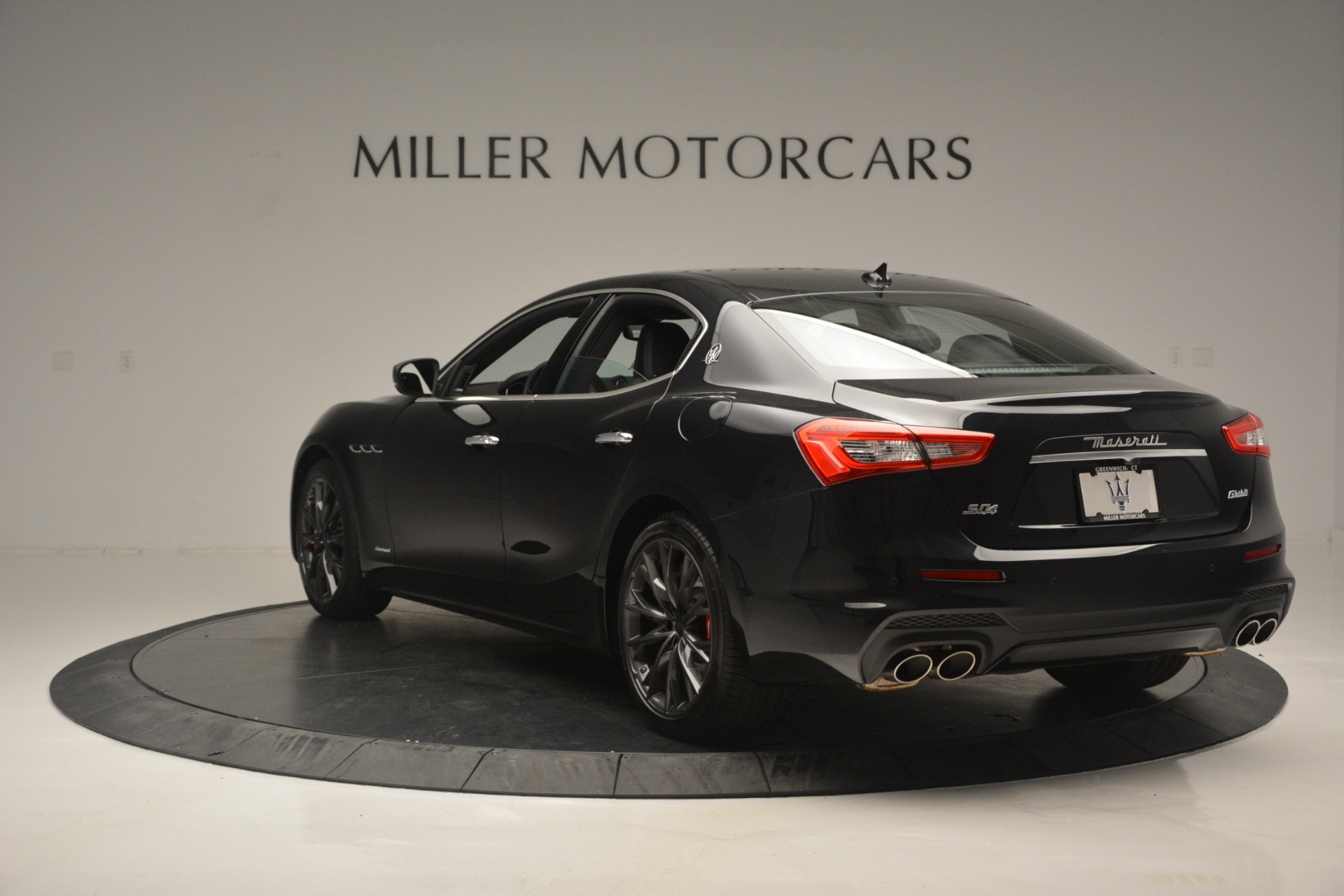 New 2019 Maserati Ghibli S Q4 GranSport For Sale In Westport, CT 2635_p5
