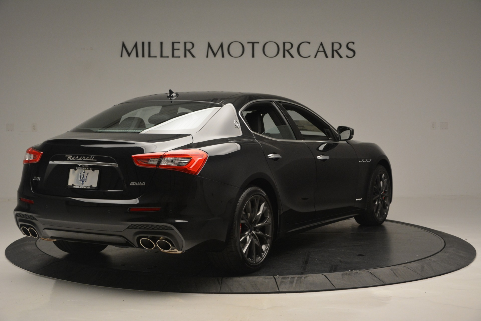 New 2019 Maserati Ghibli S Q4 GranSport For Sale In Westport, CT 2635_p7