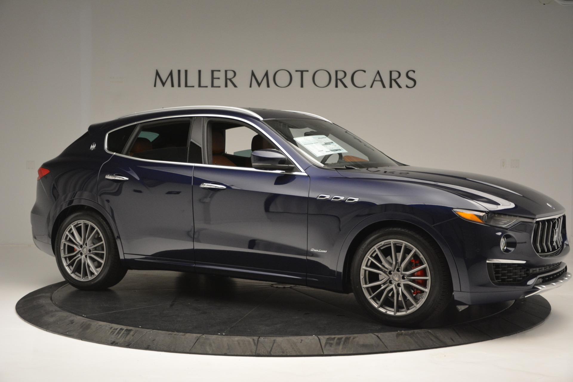 New 2019 Maserati Levante Q4 GranLusso For Sale In Westport, CT 2636_p10