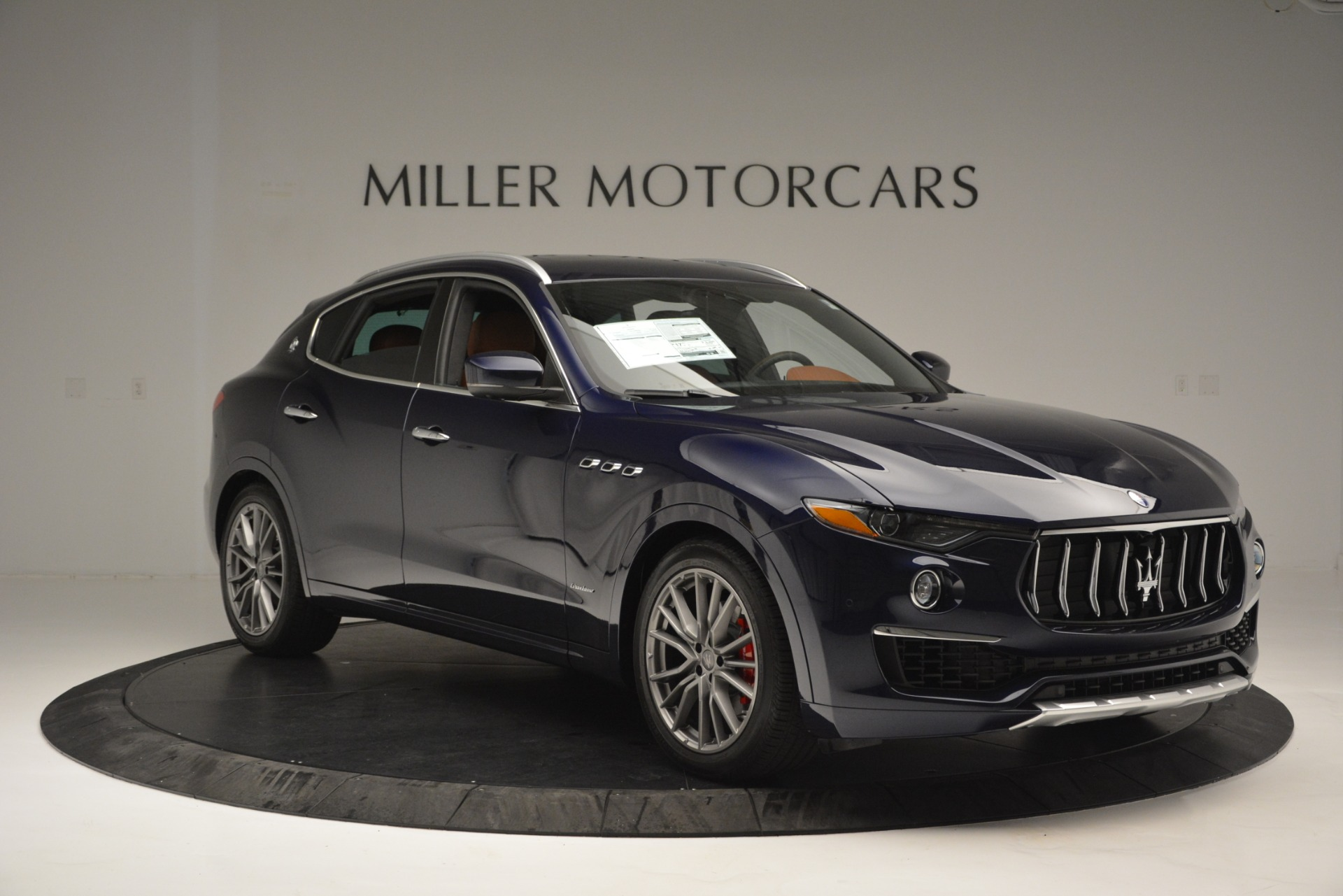 New 2019 Maserati Levante Q4 GranLusso For Sale In Westport, CT 2636_p11