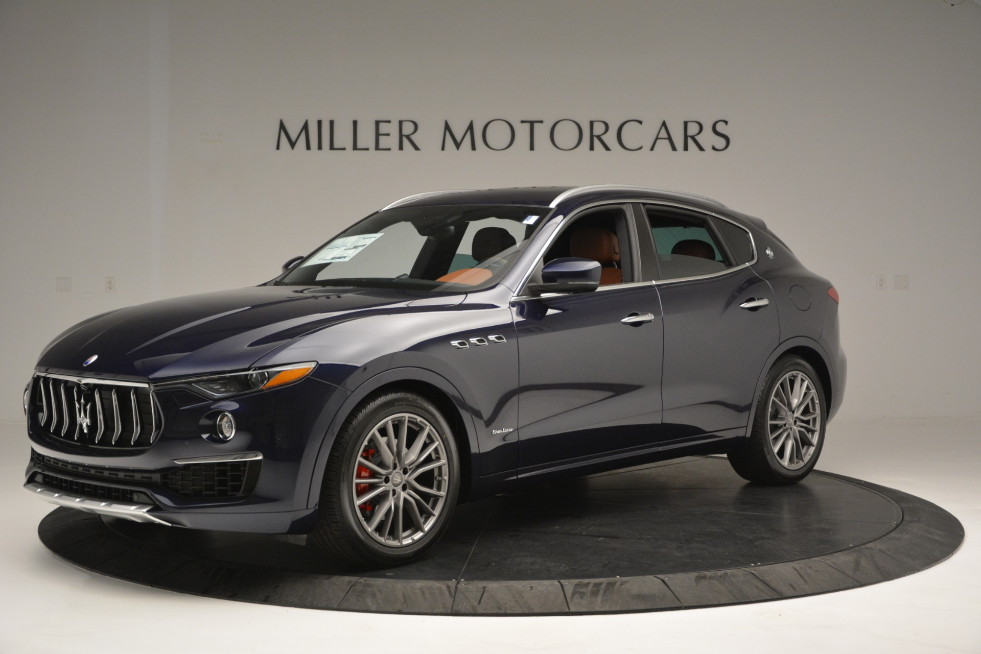 New 2019 Maserati Levante Q4 GranLusso For Sale In Westport, CT 2636_p2