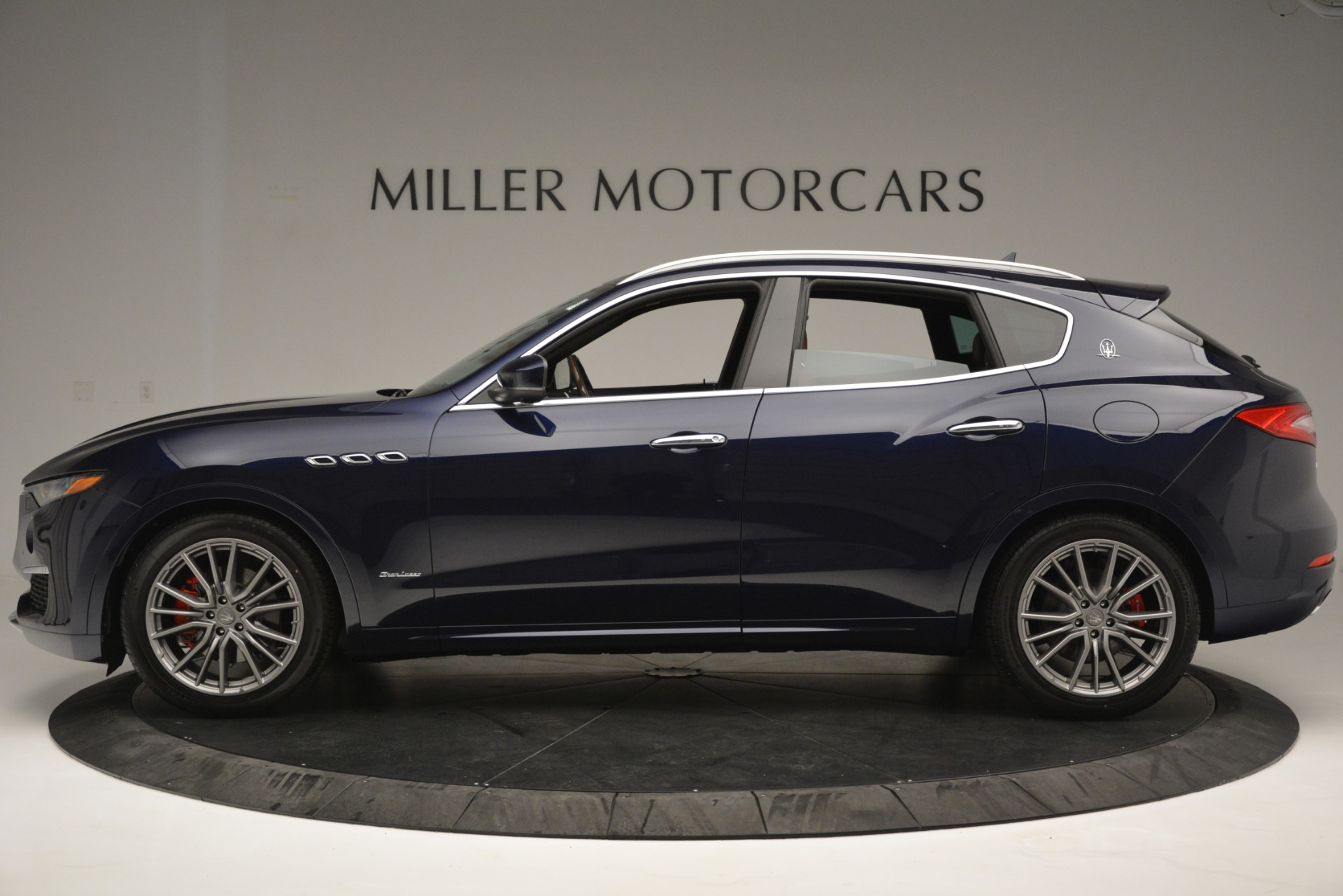 New 2019 Maserati Levante Q4 GranLusso For Sale In Westport, CT 2636_p3