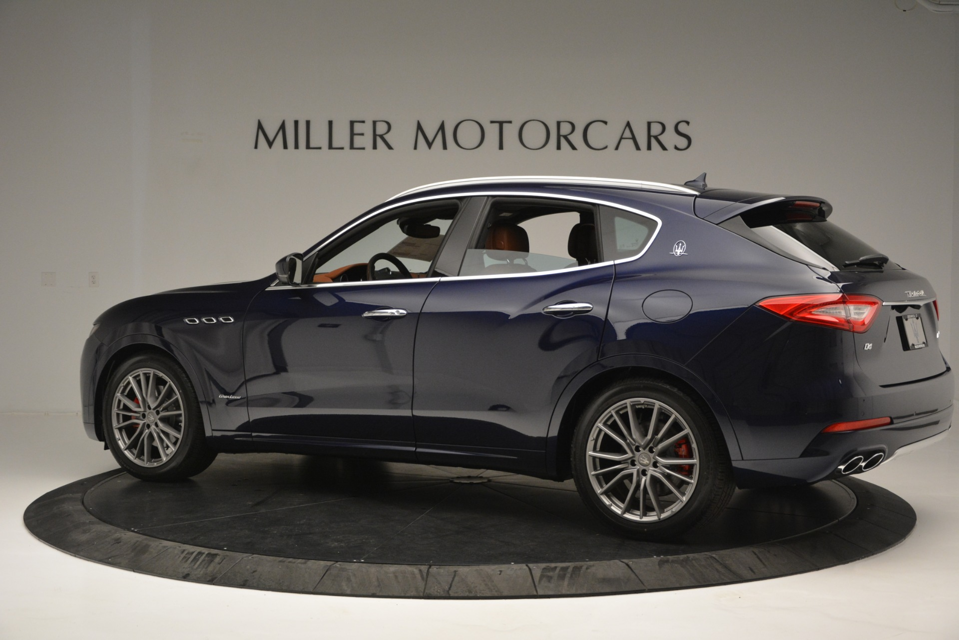 New 2019 Maserati Levante Q4 GranLusso For Sale In Westport, CT 2636_p4