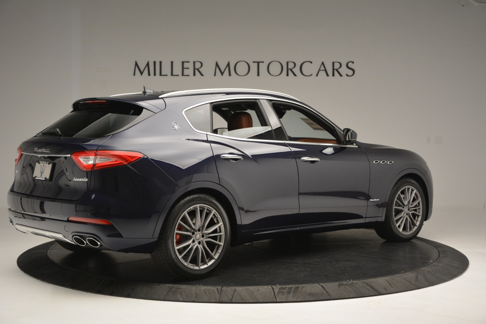 New 2019 Maserati Levante Q4 GranLusso For Sale In Westport, CT 2636_p8