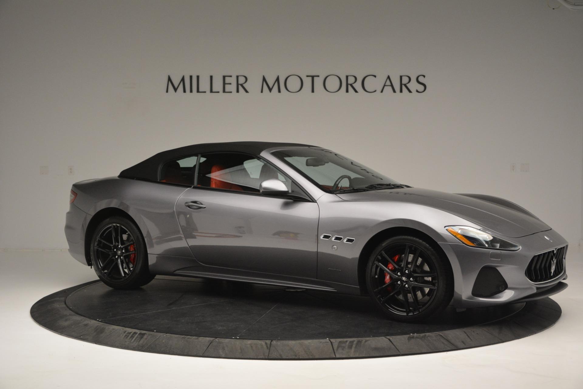 Used 2018 Maserati GranTurismo Sport For Sale In Westport, CT 2637_p19
