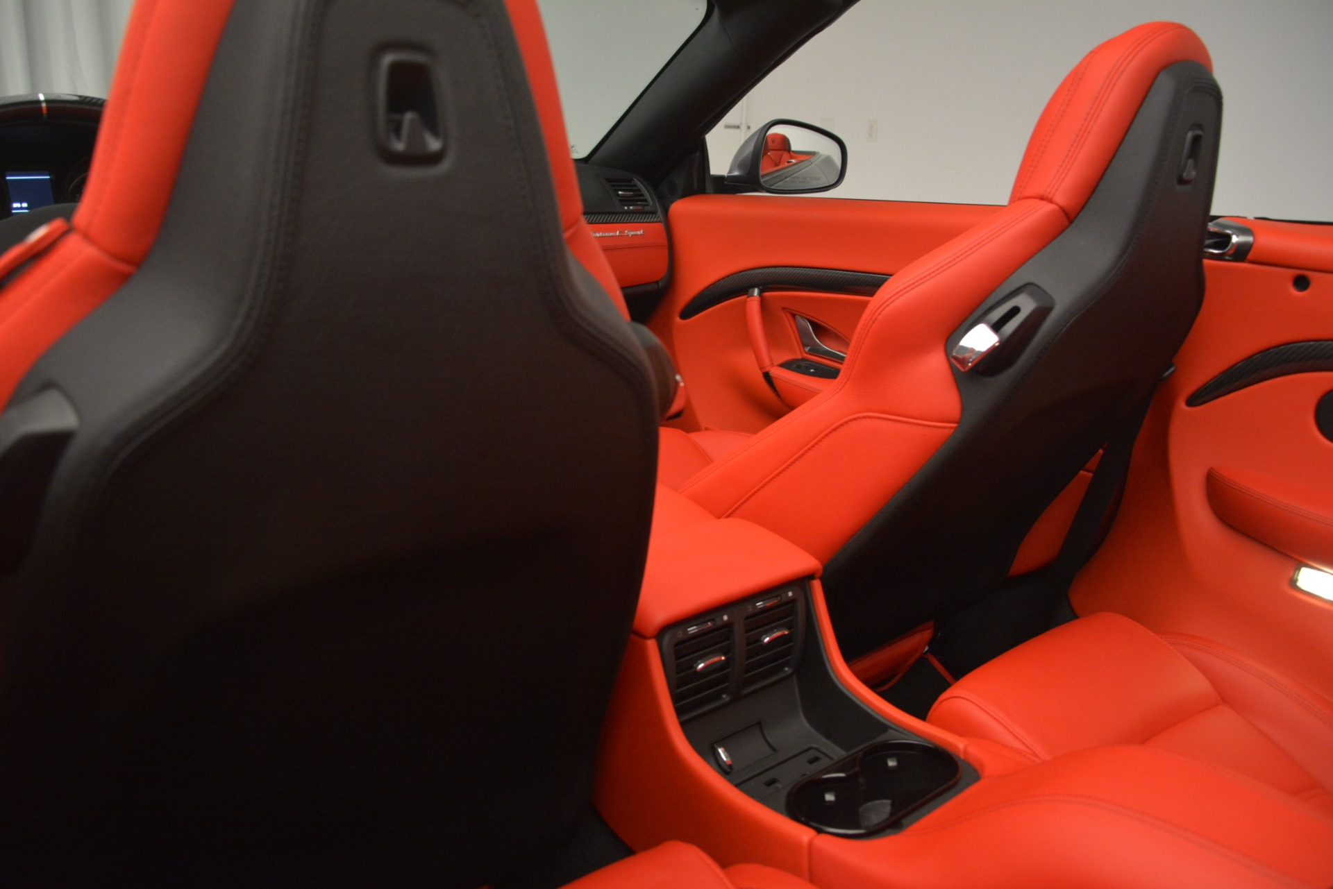 Used 2018 Maserati GranTurismo Sport For Sale In Westport, CT 2637_p25