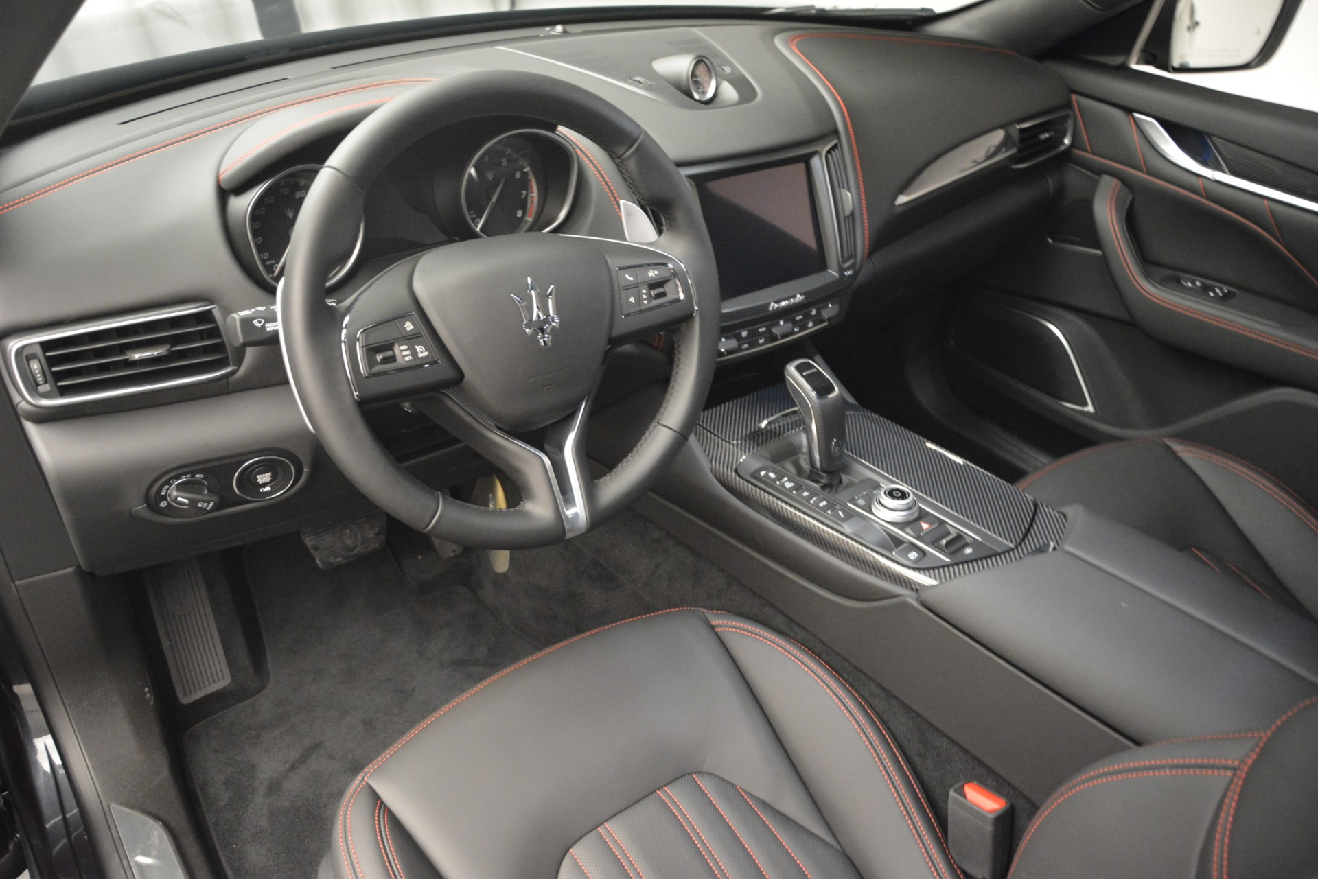 New 2019 Maserati Levante Q4 GranLusso For Sale In Westport, CT 2638_p15