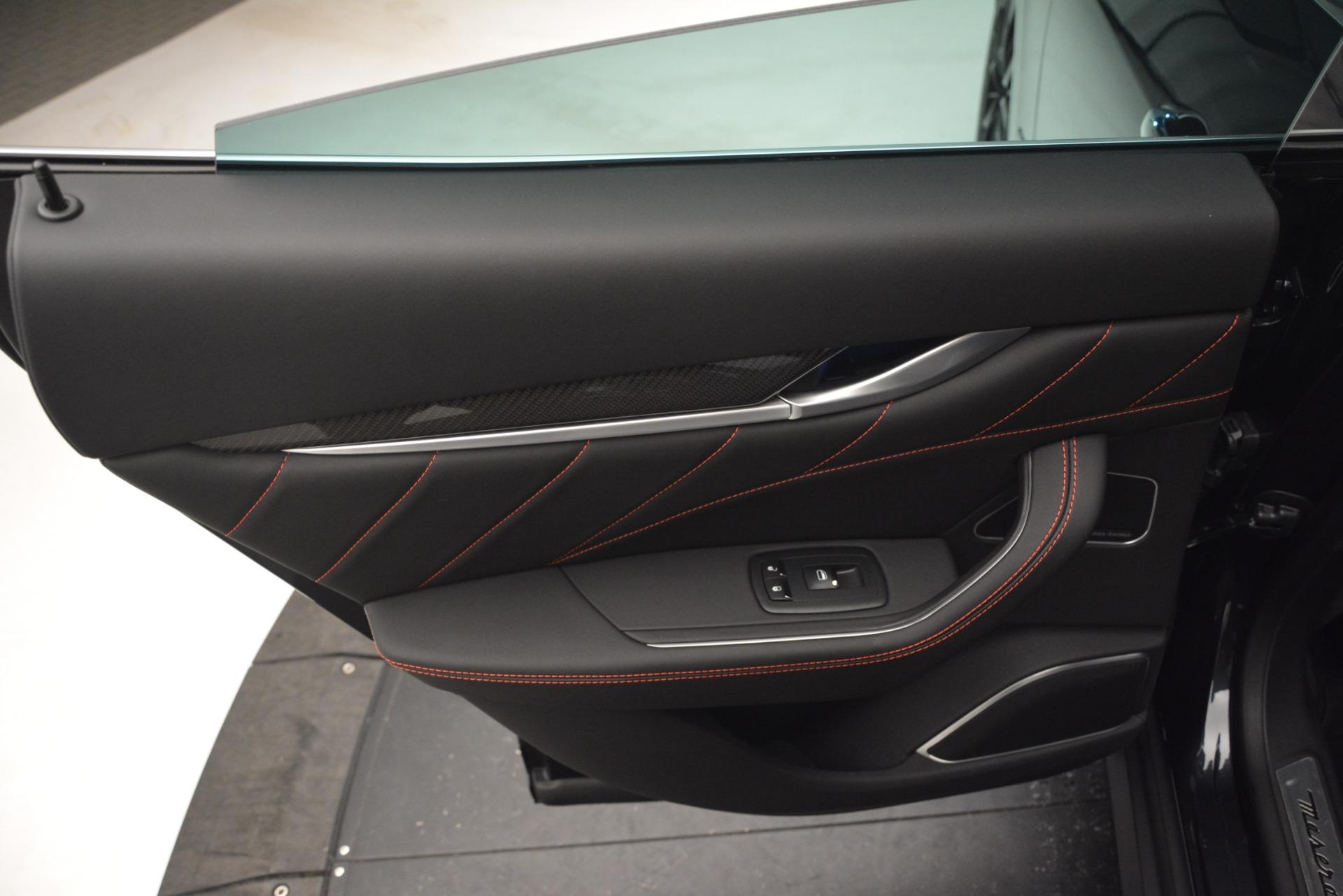 New 2019 Maserati Levante Q4 GranLusso For Sale In Westport, CT 2638_p18