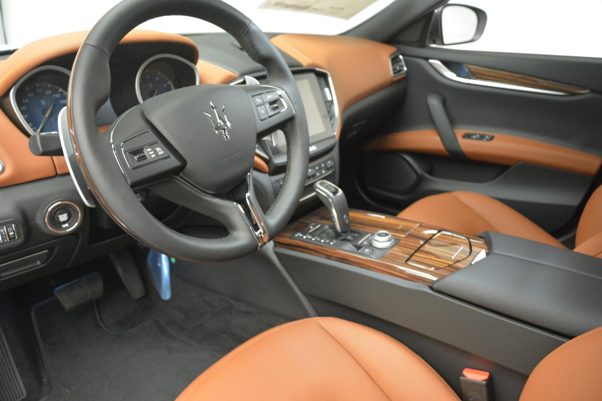 New 2019 Maserati Ghibli S Q4 For Sale In Westport, CT 2639_p12