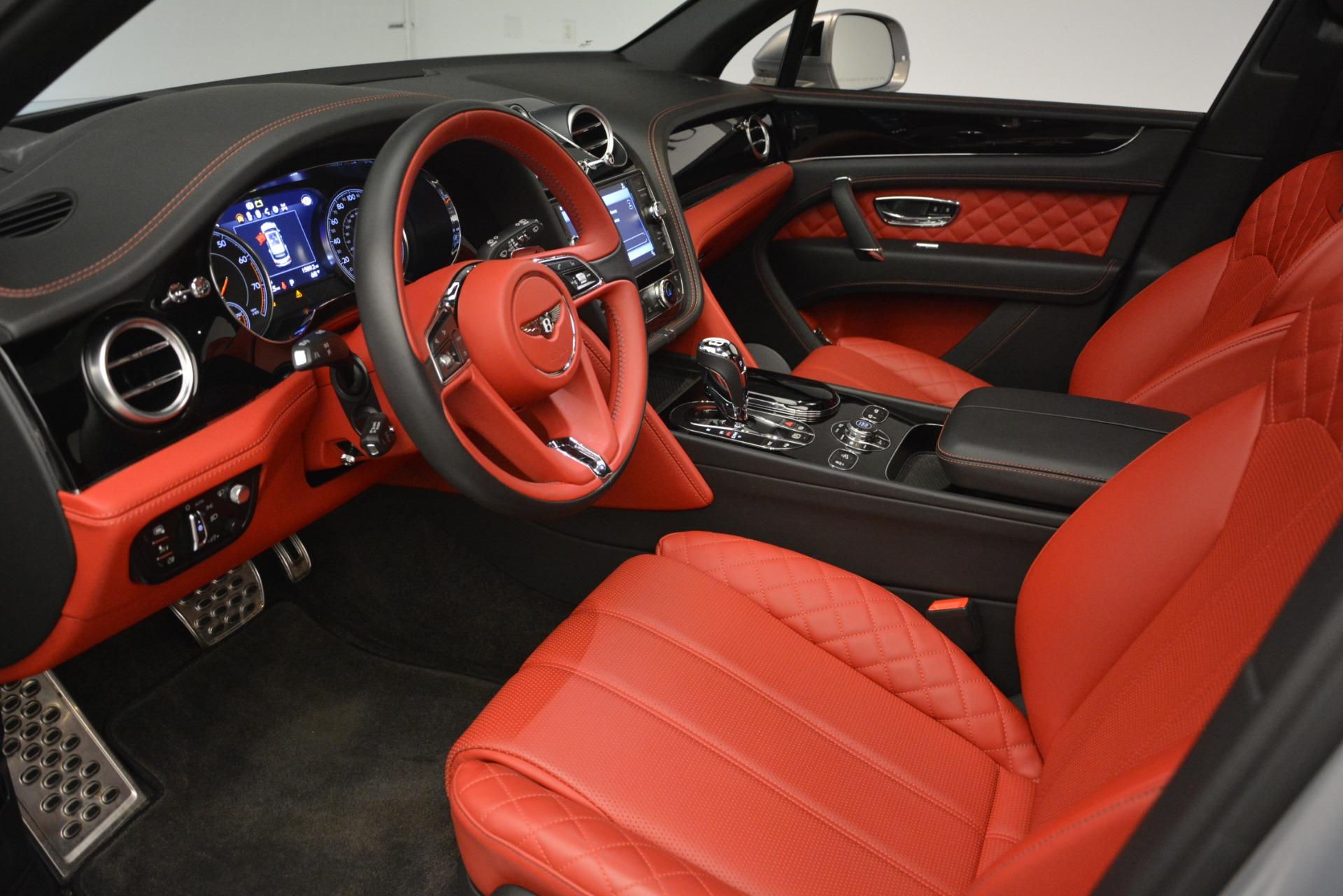 Used 2017 Bentley Bentayga W12 For Sale In Westport, CT 2641_p16
