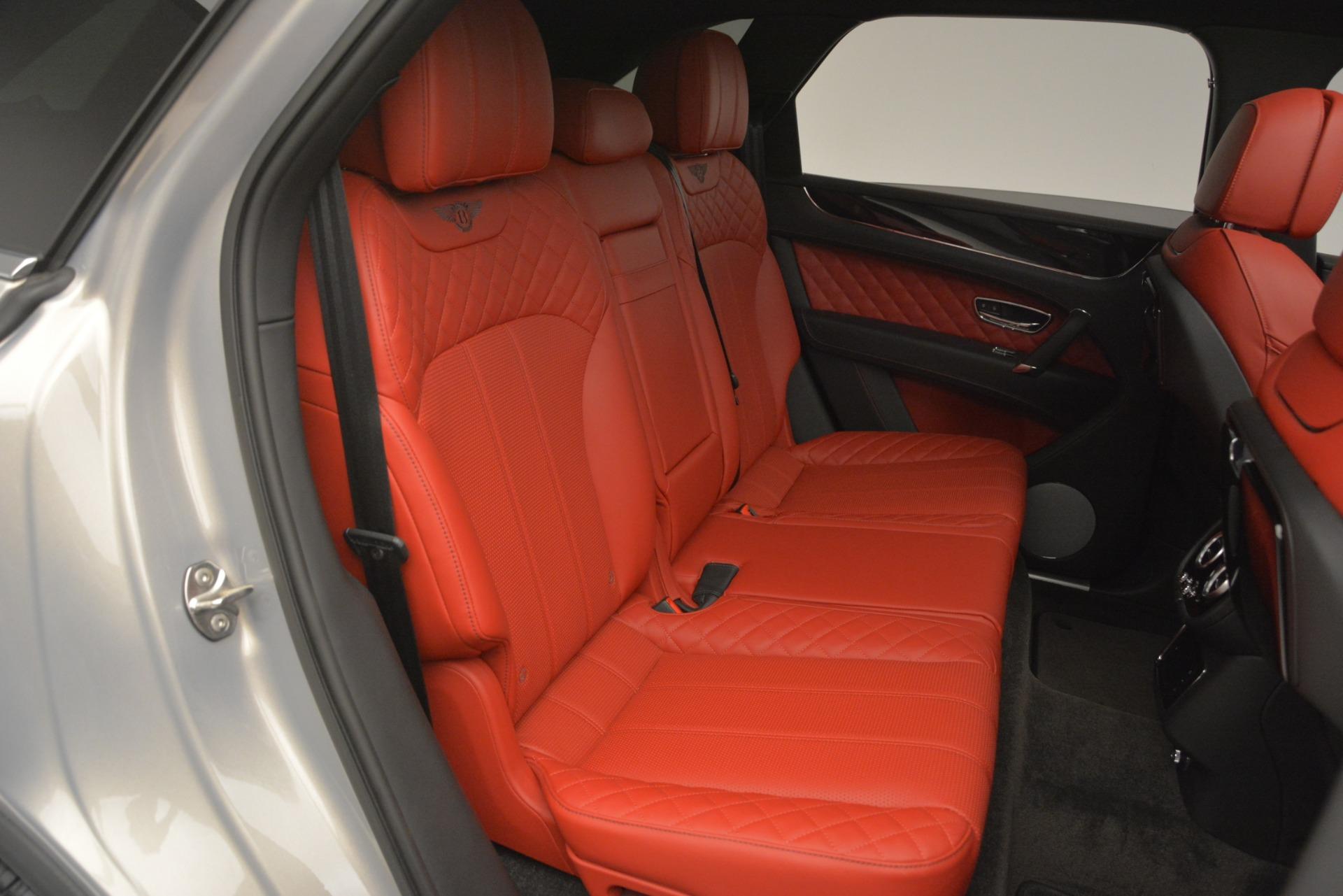 Used 2017 Bentley Bentayga W12 For Sale In Westport, CT 2641_p25