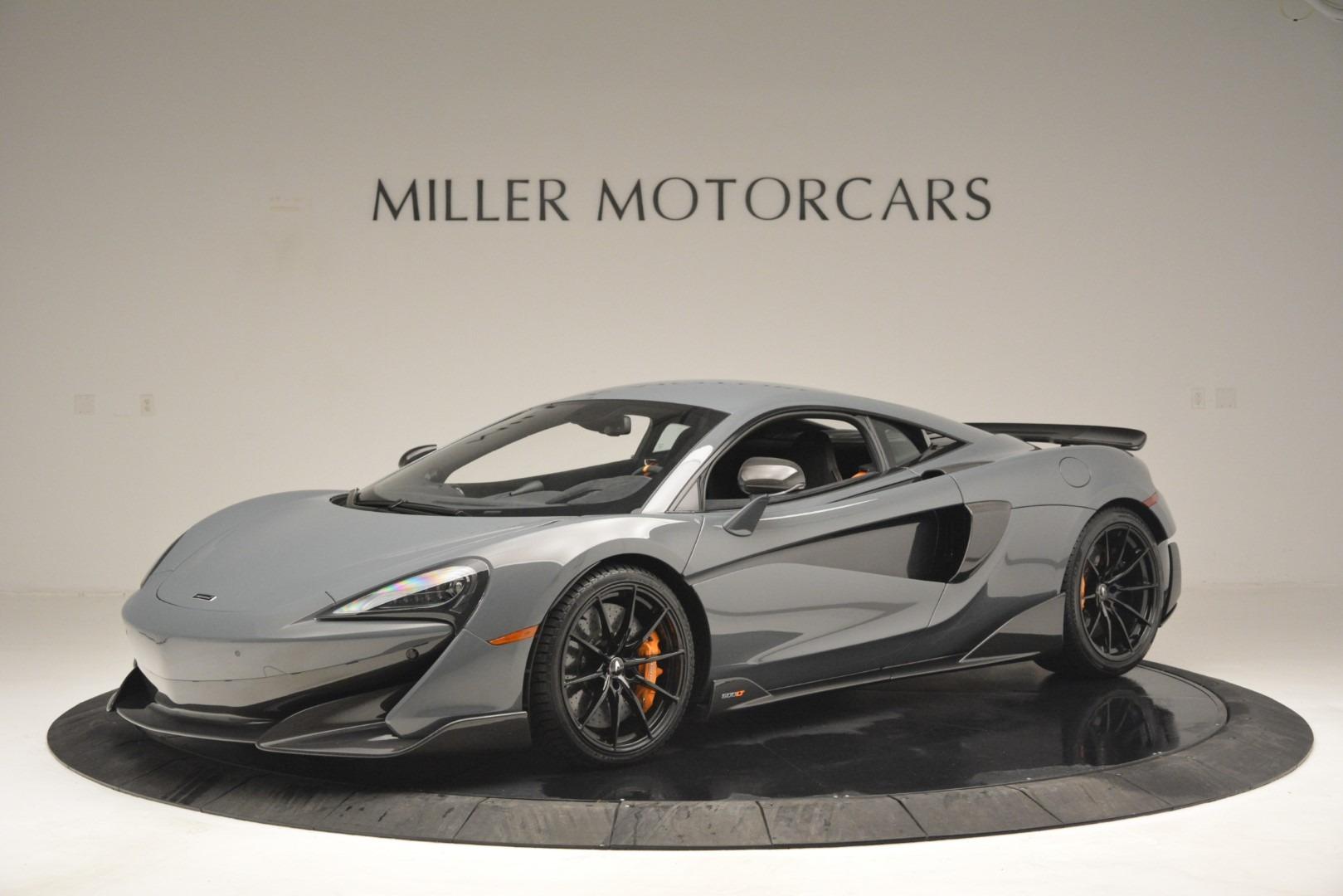 New 2019 McLaren 600LT Coupe For Sale In Westport, CT 2643_main