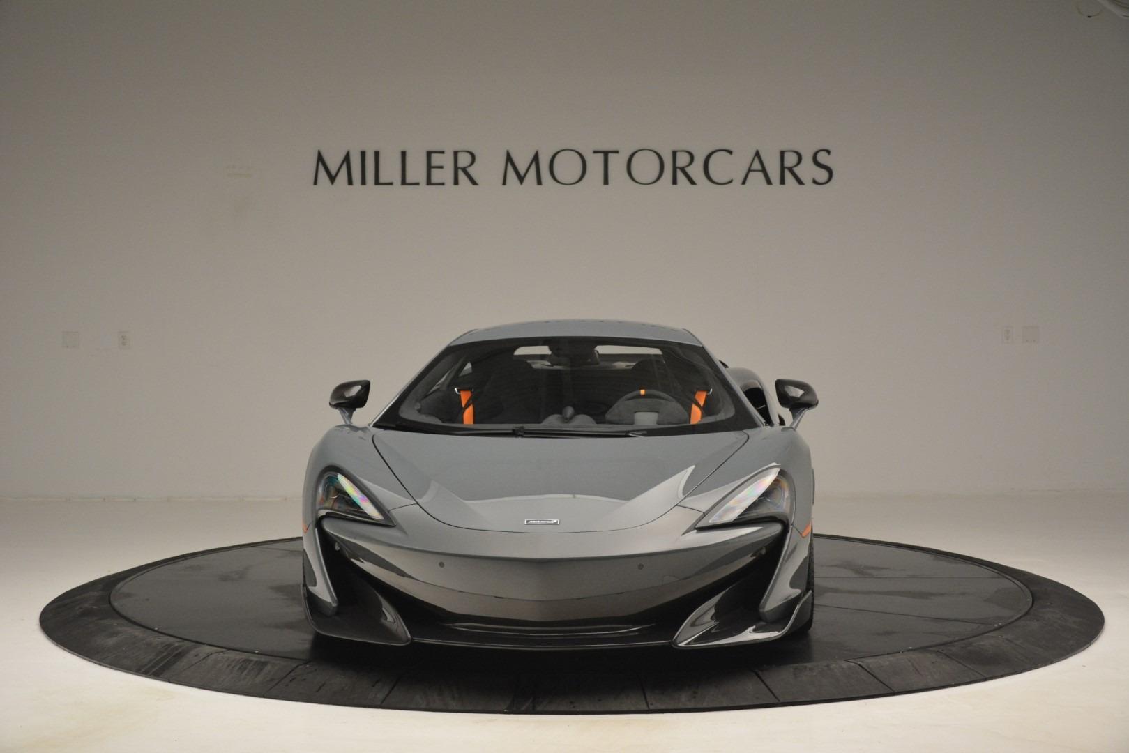 New 2019 McLaren 600LT Coupe For Sale In Westport, CT 2643_p12