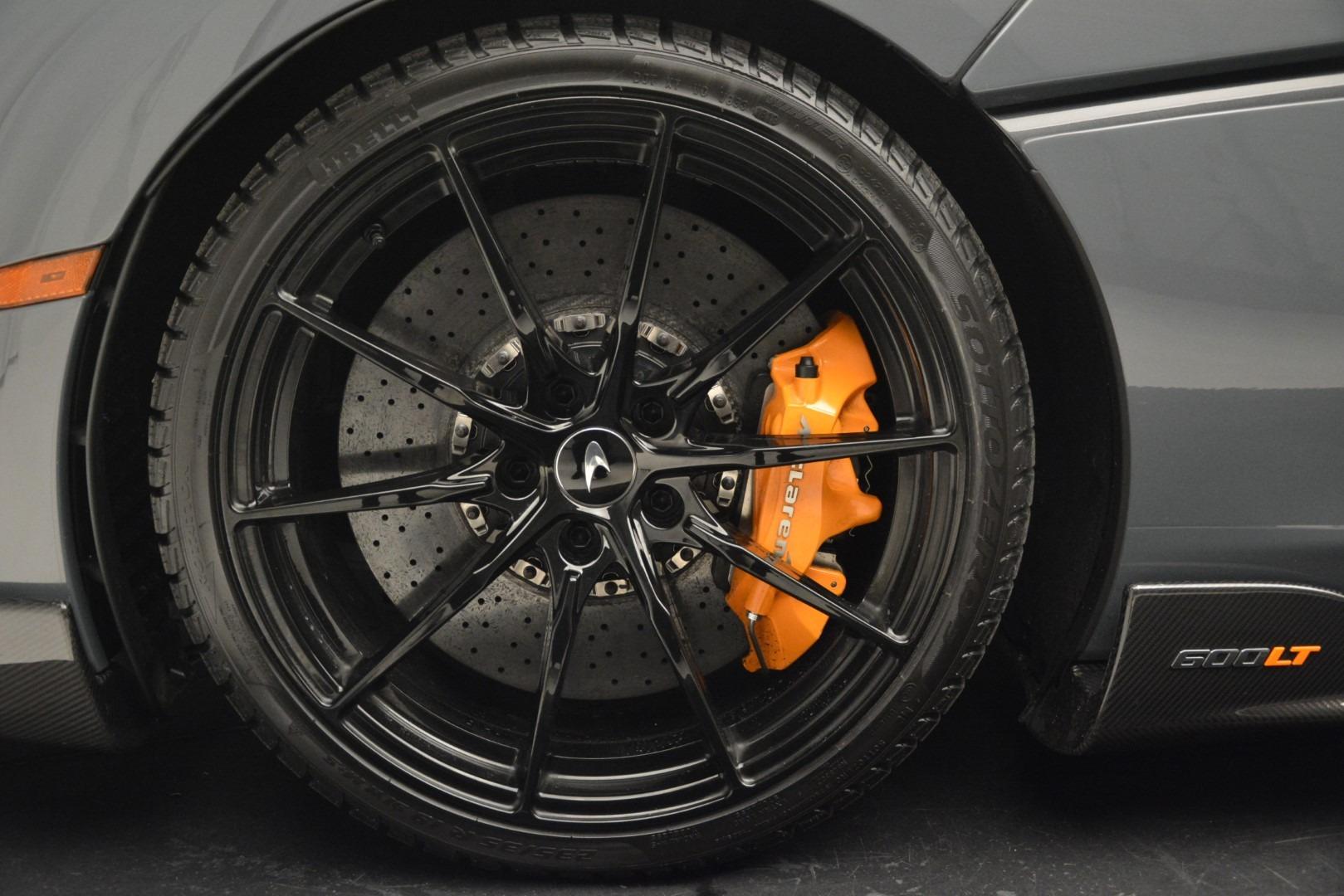 New 2019 McLaren 600LT Coupe For Sale In Westport, CT 2643_p16