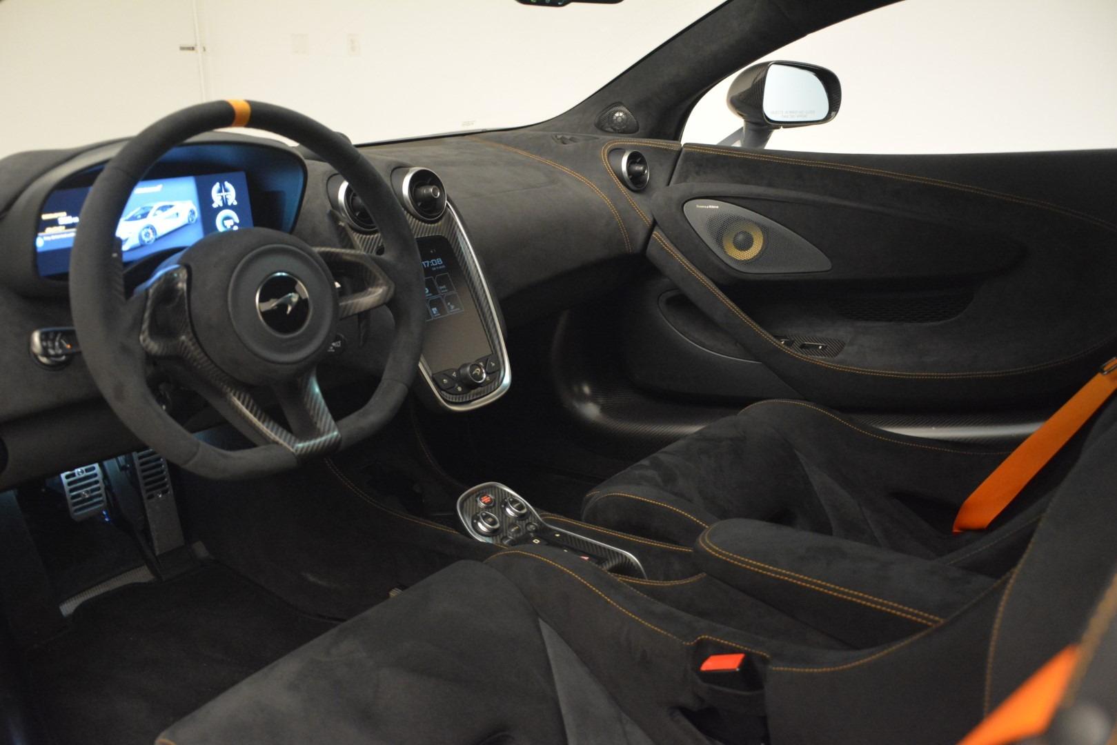 New 2019 McLaren 600LT Coupe For Sale In Westport, CT 2643_p17