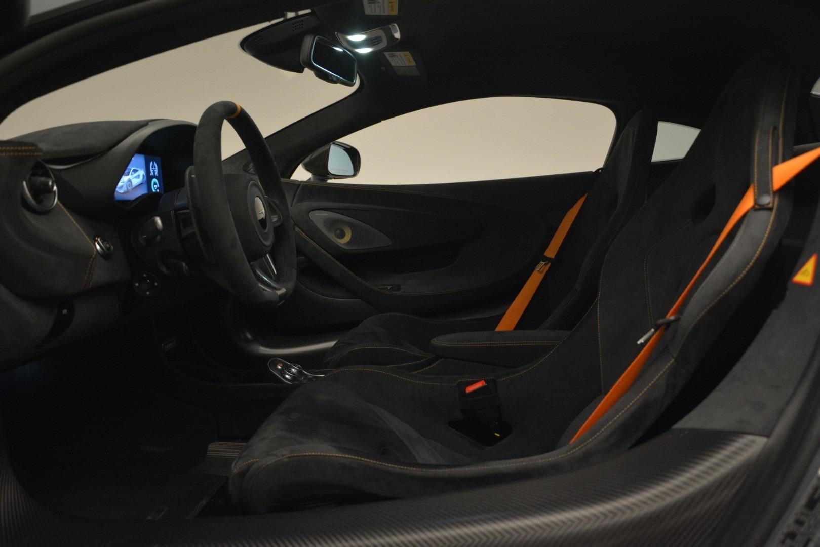 New 2019 McLaren 600LT Coupe For Sale In Westport, CT 2643_p18