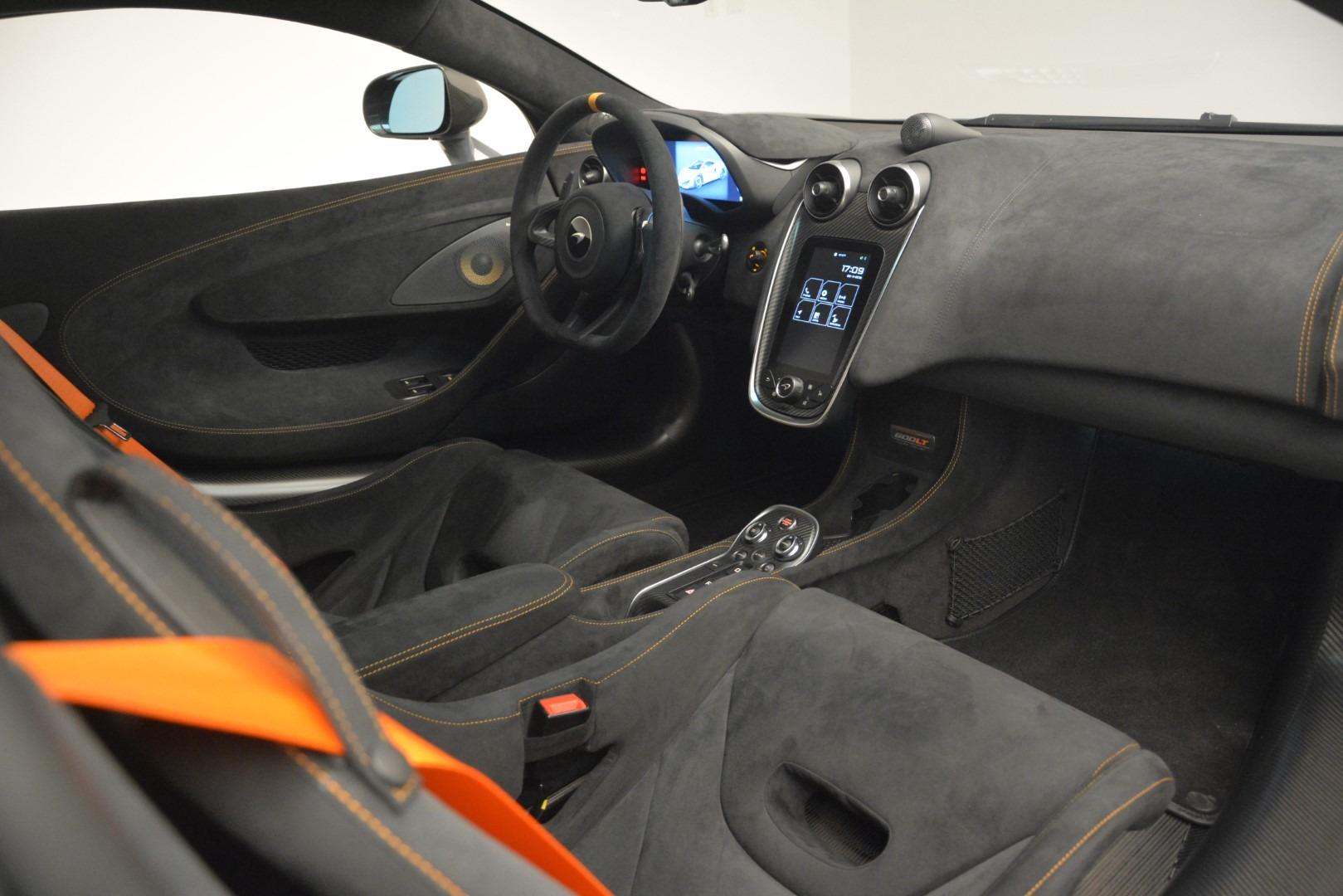 New 2019 McLaren 600LT Coupe For Sale In Westport, CT 2643_p20