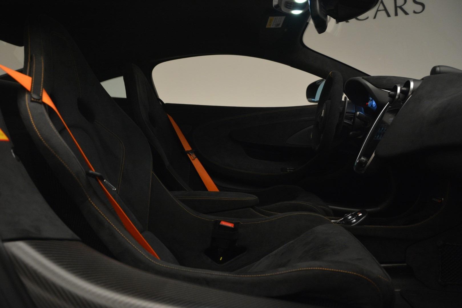 New 2019 McLaren 600LT Coupe For Sale In Westport, CT 2643_p21