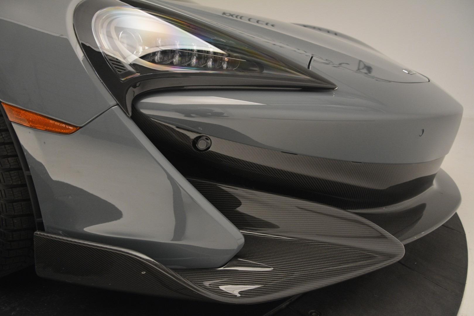 New 2019 McLaren 600LT Coupe For Sale In Westport, CT 2643_p23