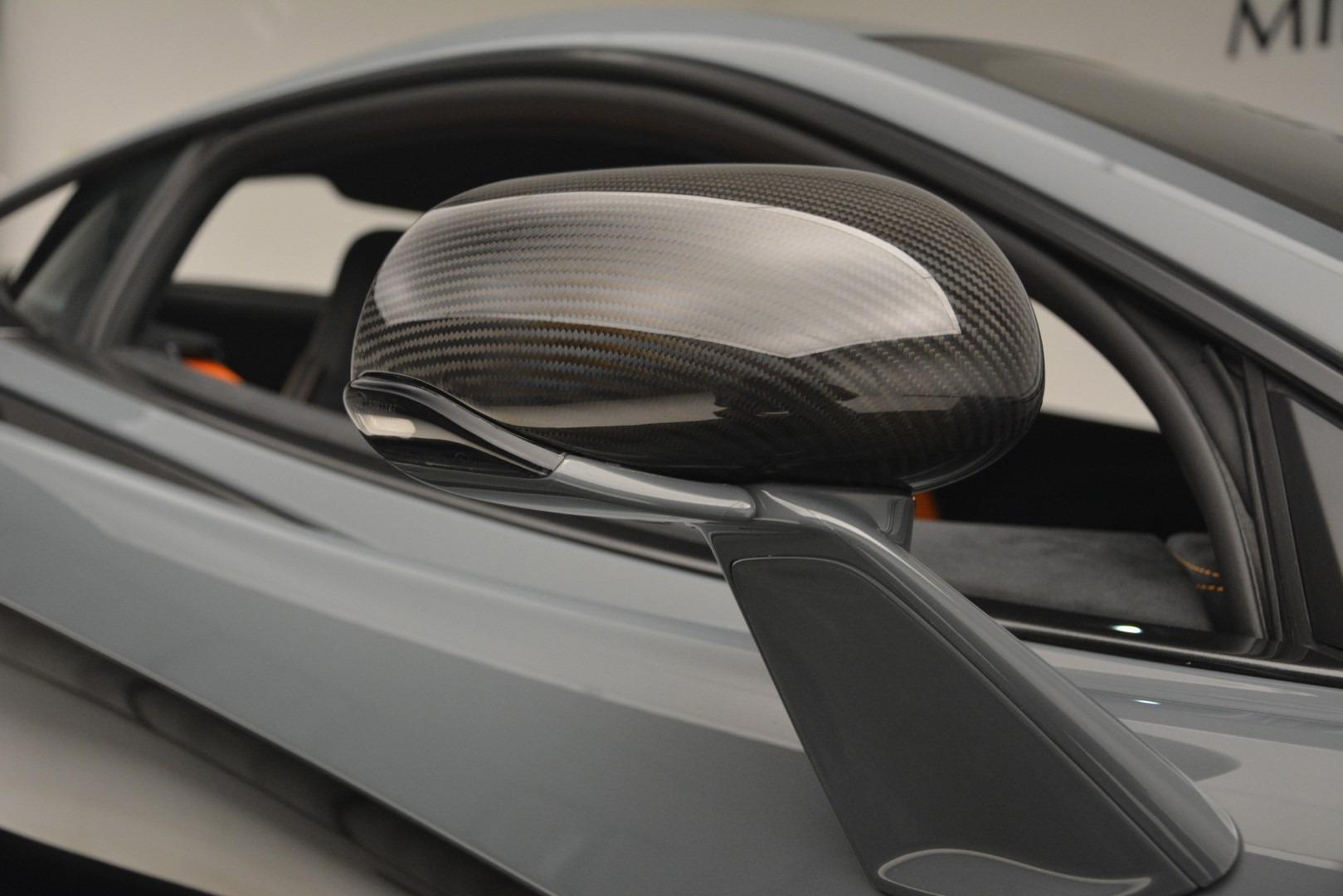 New 2019 McLaren 600LT Coupe For Sale In Westport, CT 2643_p24