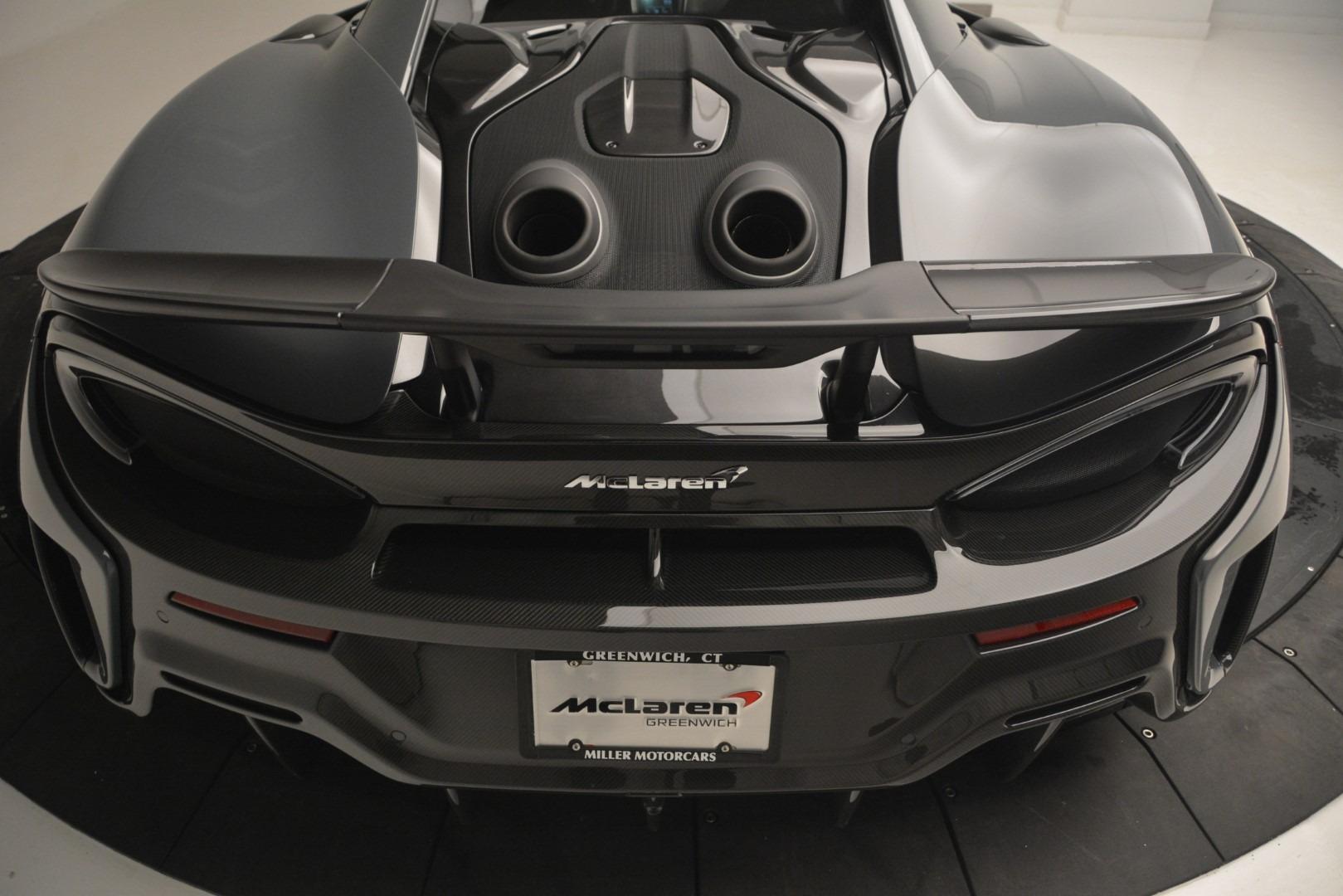 New 2019 McLaren 600LT Coupe For Sale In Westport, CT 2643_p26