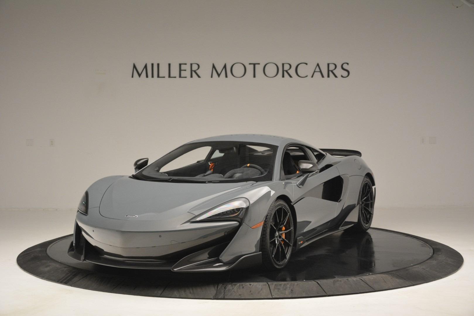 New 2019 McLaren 600LT Coupe For Sale In Westport, CT 2643_p2