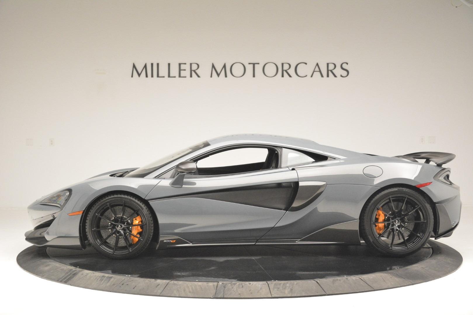 New 2019 McLaren 600LT Coupe For Sale In Westport, CT 2643_p3