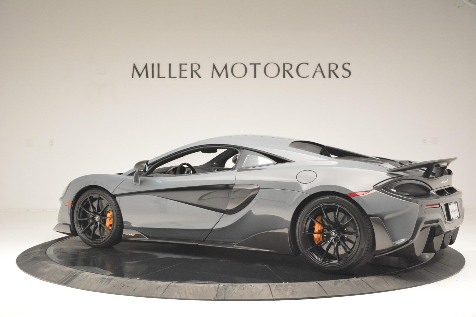 New 2019 McLaren 600LT Coupe For Sale In Westport, CT 2643_p4