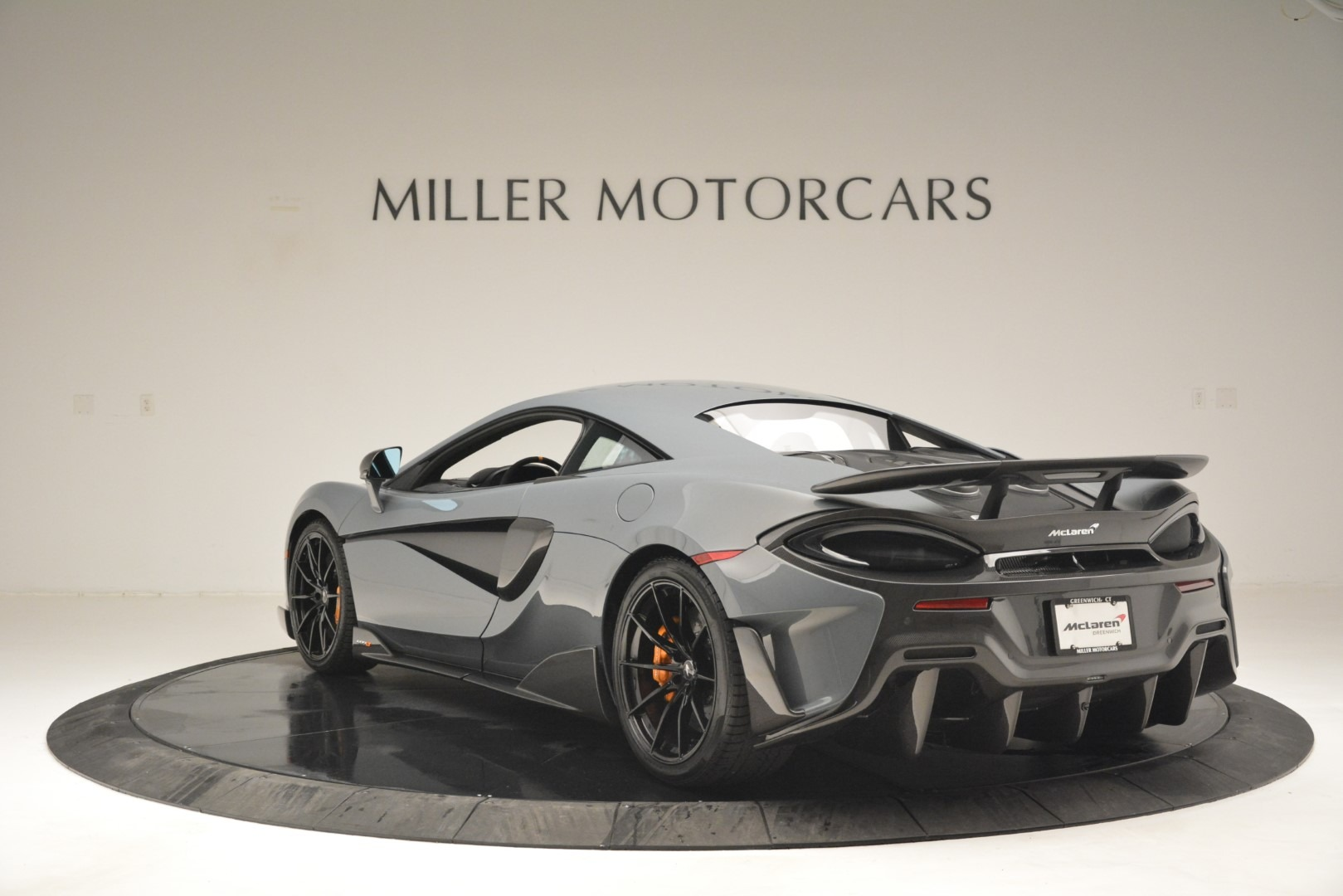 New 2019 McLaren 600LT Coupe For Sale In Westport, CT 2643_p5