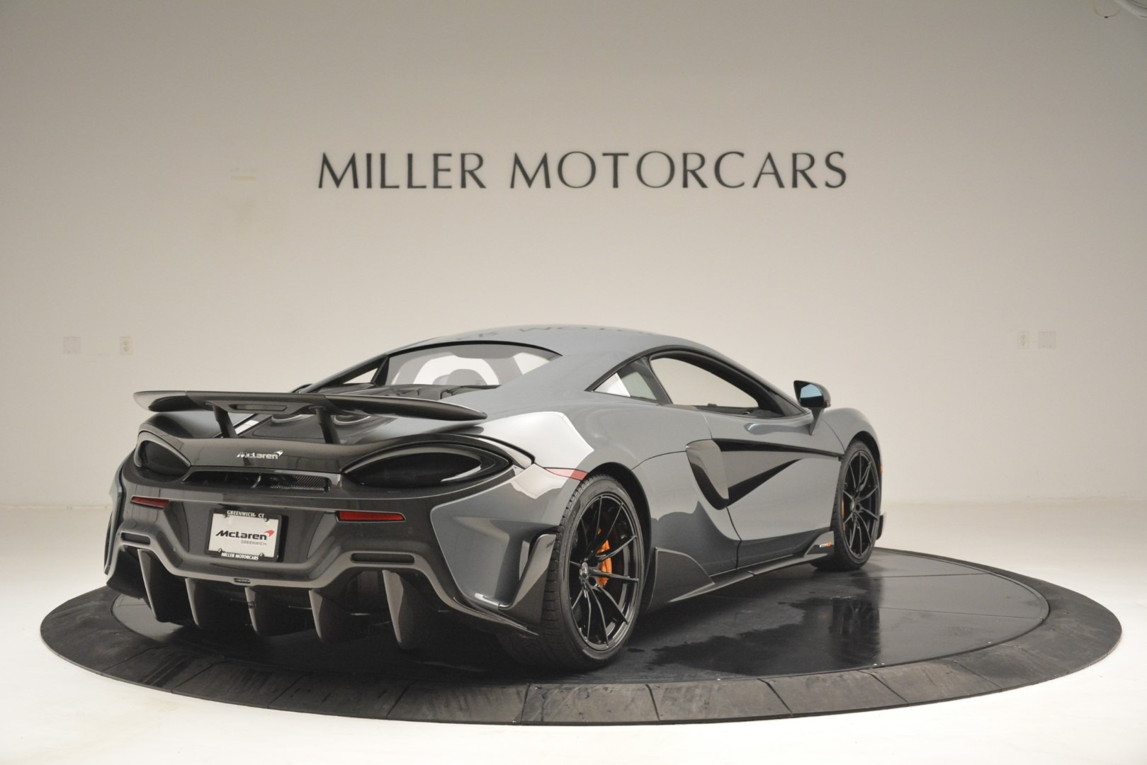 New 2019 McLaren 600LT Coupe For Sale In Westport, CT 2643_p7