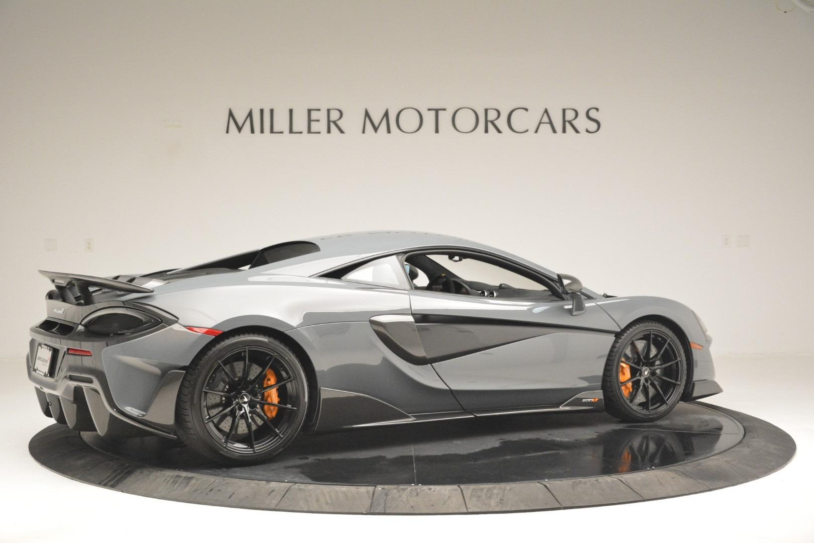 New 2019 McLaren 600LT Coupe For Sale In Westport, CT 2643_p8