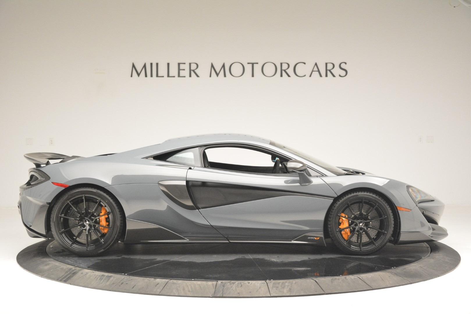 New 2019 McLaren 600LT Coupe For Sale In Westport, CT 2643_p9