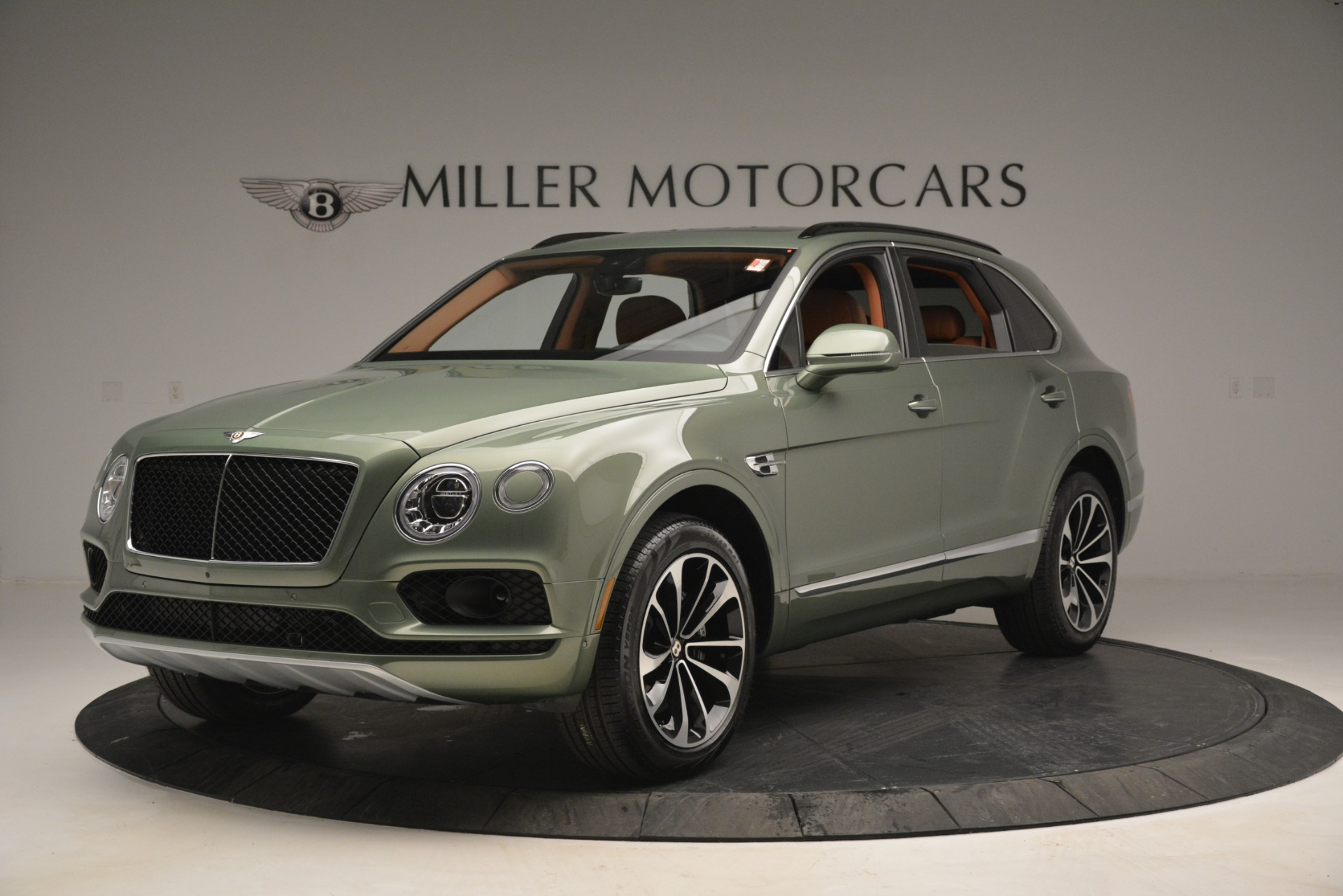New 2019 Bentley Bentayga V8 For Sale In Westport, CT 2644_p2