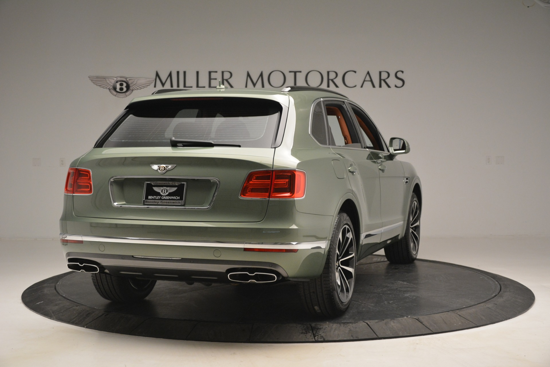 New 2019 Bentley Bentayga V8 For Sale In Westport, CT 2644_p7