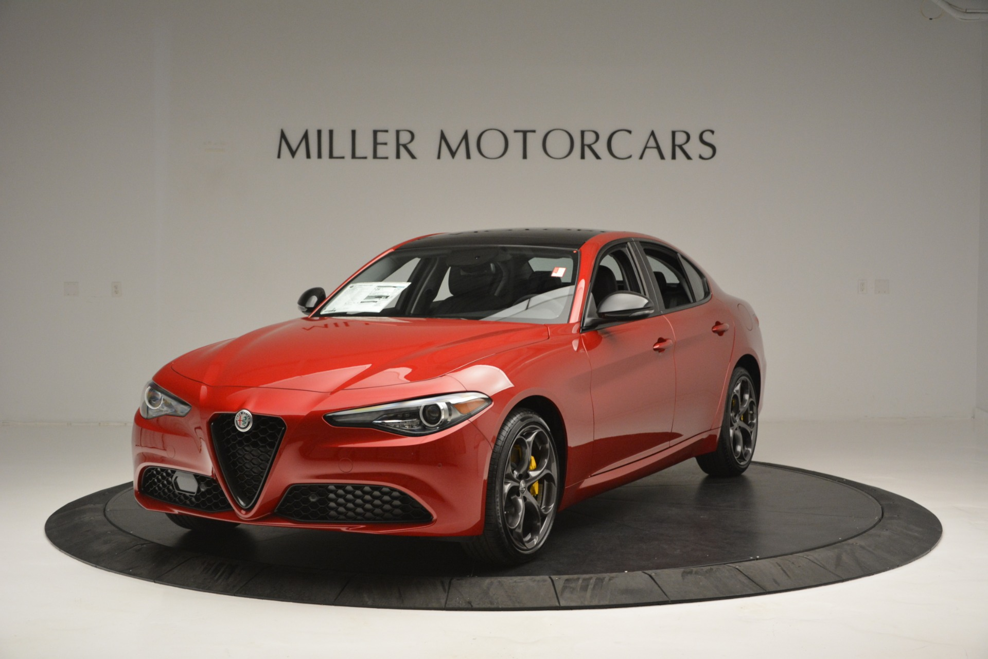 New 2018 Alfa Romeo Giulia Ti Q4 For Sale In Westport, CT