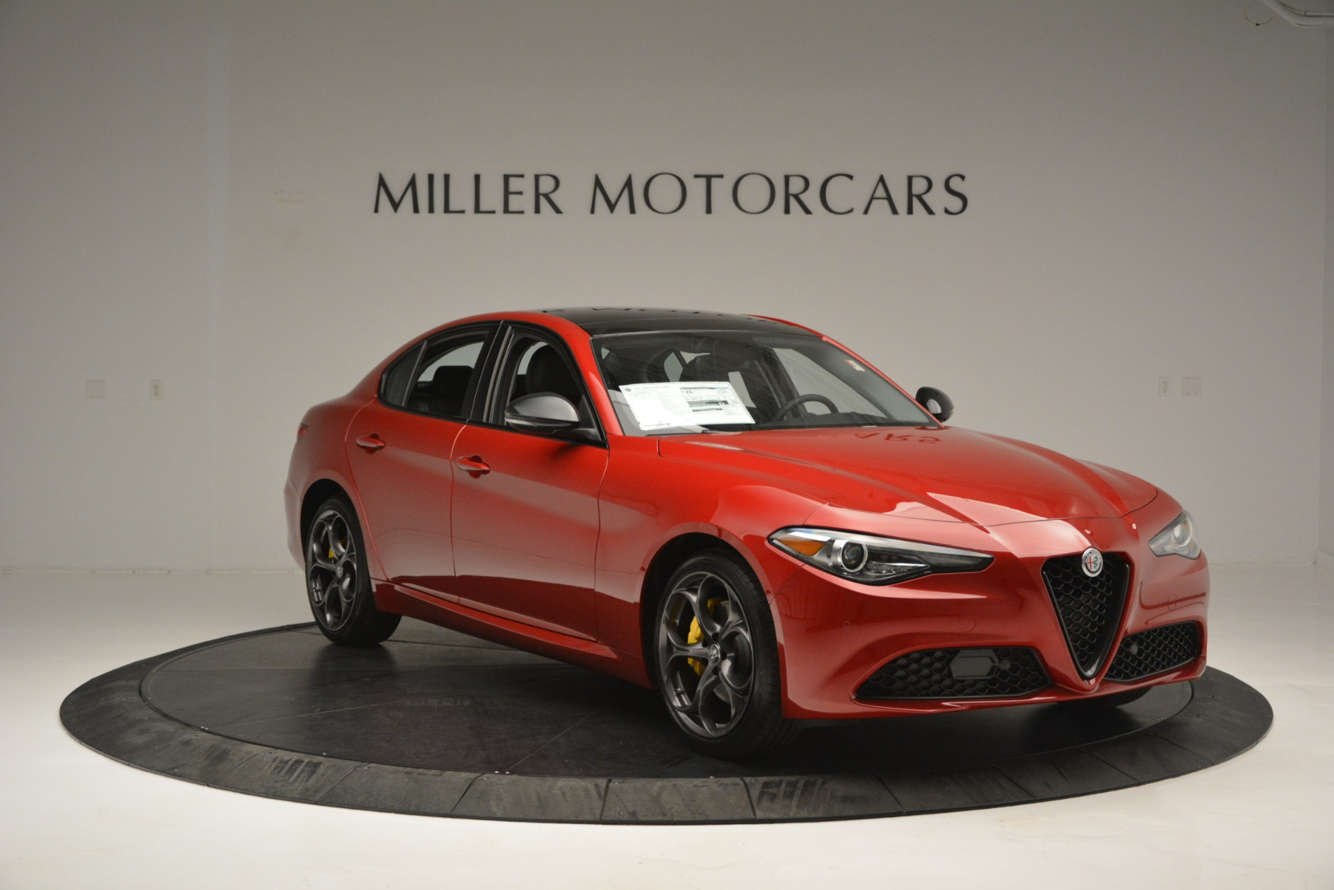 New 2018 Alfa Romeo Giulia Ti Q4 For Sale In Westport, CT 2649_p11