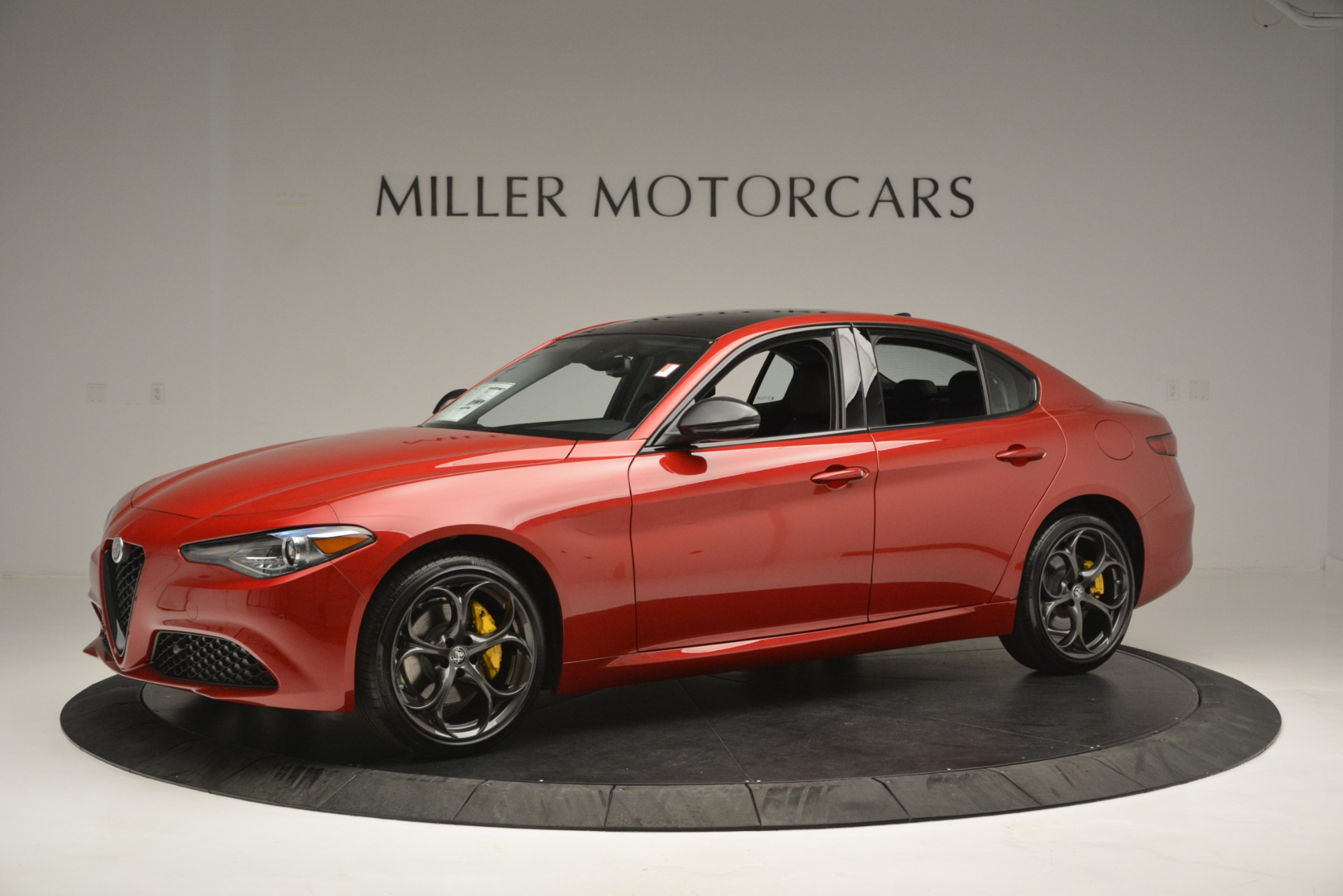 New 2018 Alfa Romeo Giulia Ti Q4 For Sale In Westport, CT 2649_p2