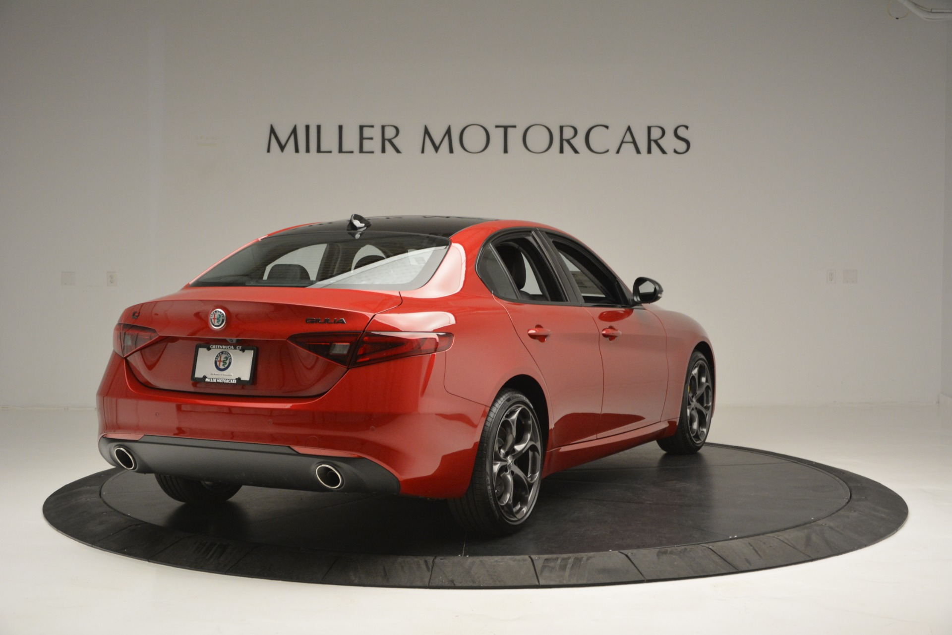 New 2018 Alfa Romeo Giulia Ti Q4 For Sale In Westport, CT 2649_p7