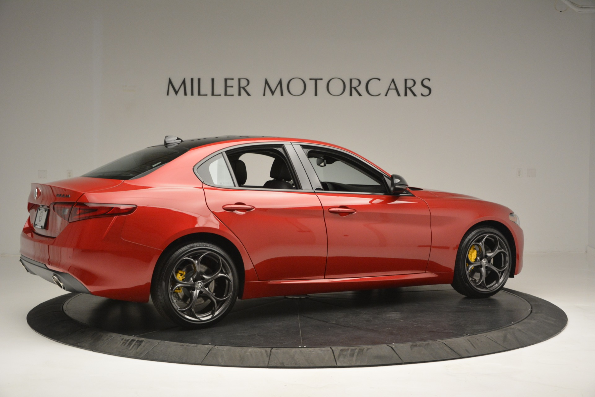 New 2018 Alfa Romeo Giulia Ti Q4 For Sale In Westport, CT 2649_p8