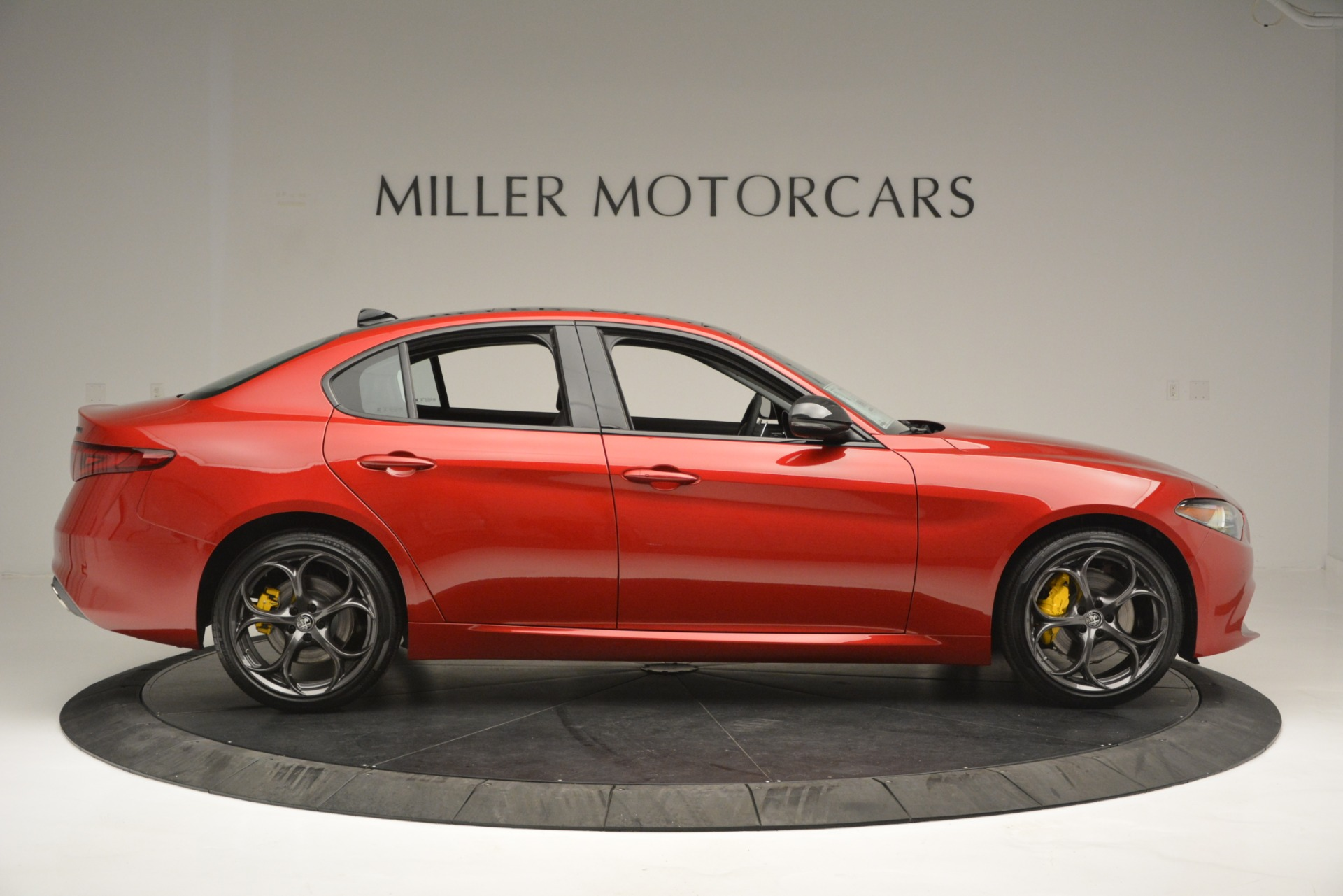 New 2018 Alfa Romeo Giulia Ti Q4 For Sale In Westport, CT 2649_p9
