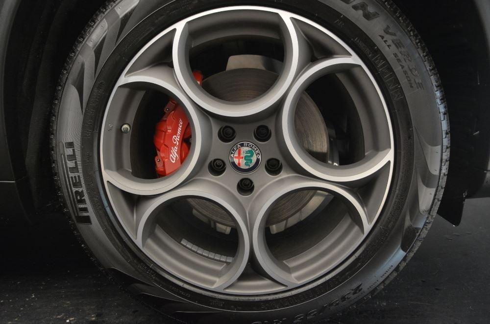 New 2019 Alfa Romeo Stelvio Q4 For Sale In Westport, CT 2650_p25