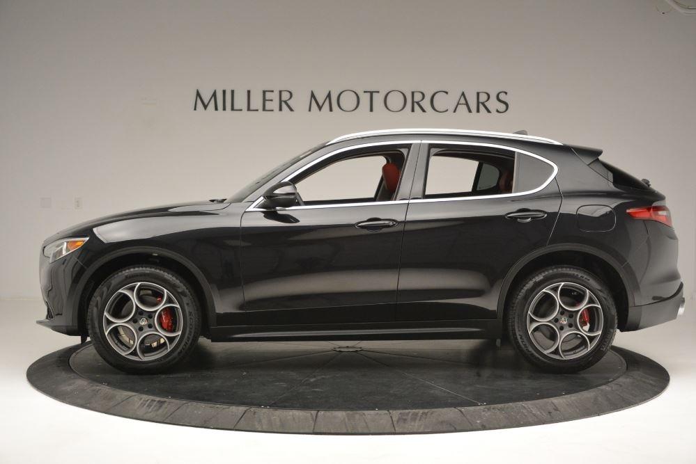 New 2019 Alfa Romeo Stelvio Q4 For Sale In Westport, CT 2650_p3