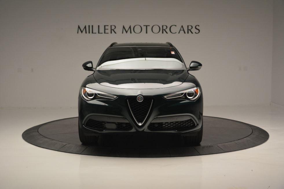 New 2019 Alfa Romeo Stelvio Ti Sport Q4 For Sale In Westport, CT 2651_p13
