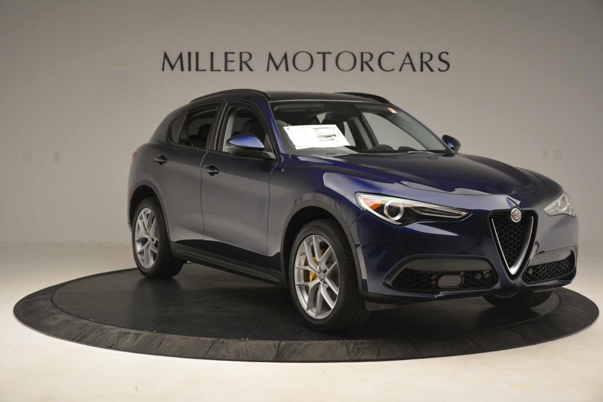 New 2019 Alfa Romeo Stelvio SPORT AWD For Sale In Westport, CT 2652_p11