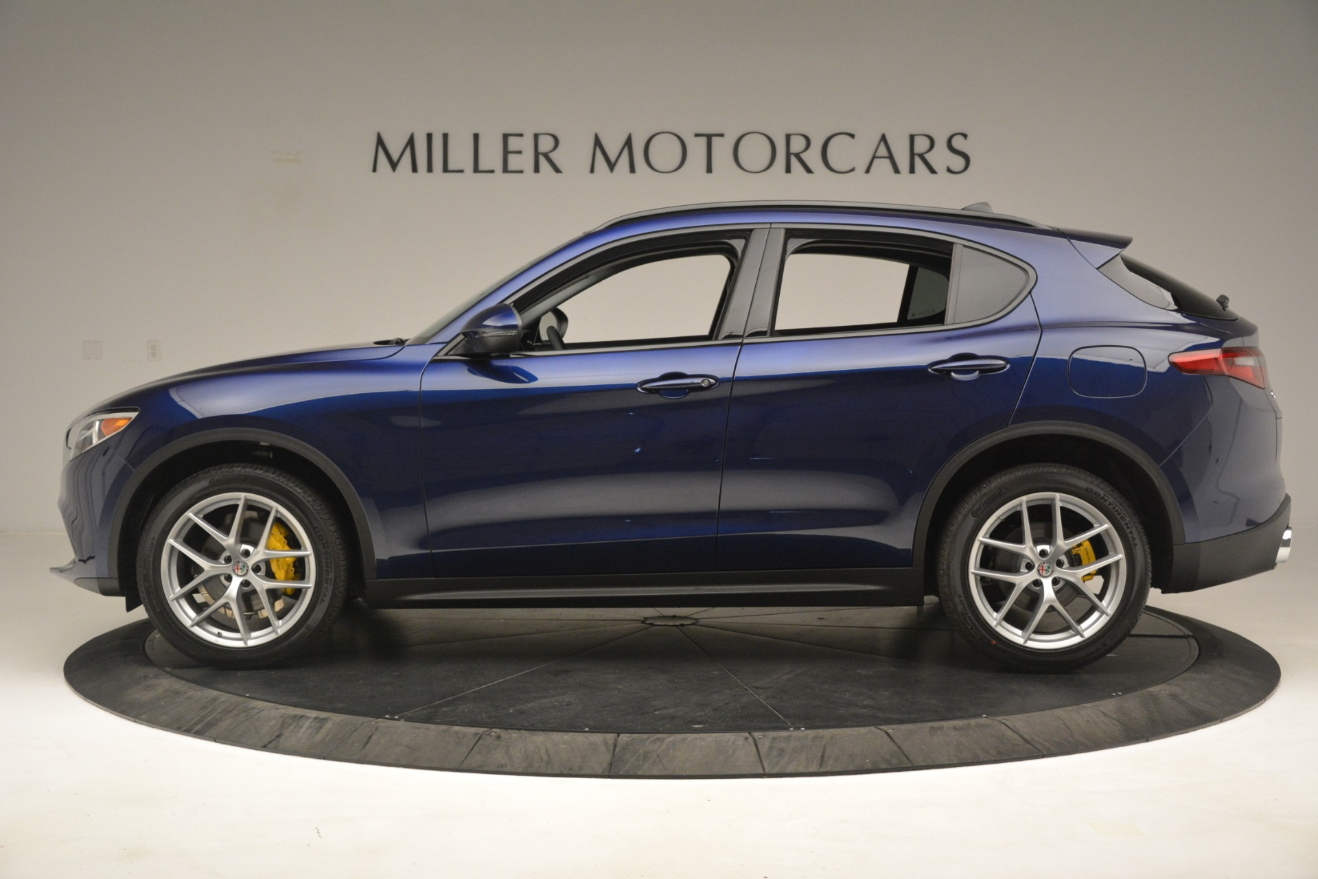 New 2019 Alfa Romeo Stelvio SPORT AWD For Sale In Westport, CT 2652_p3