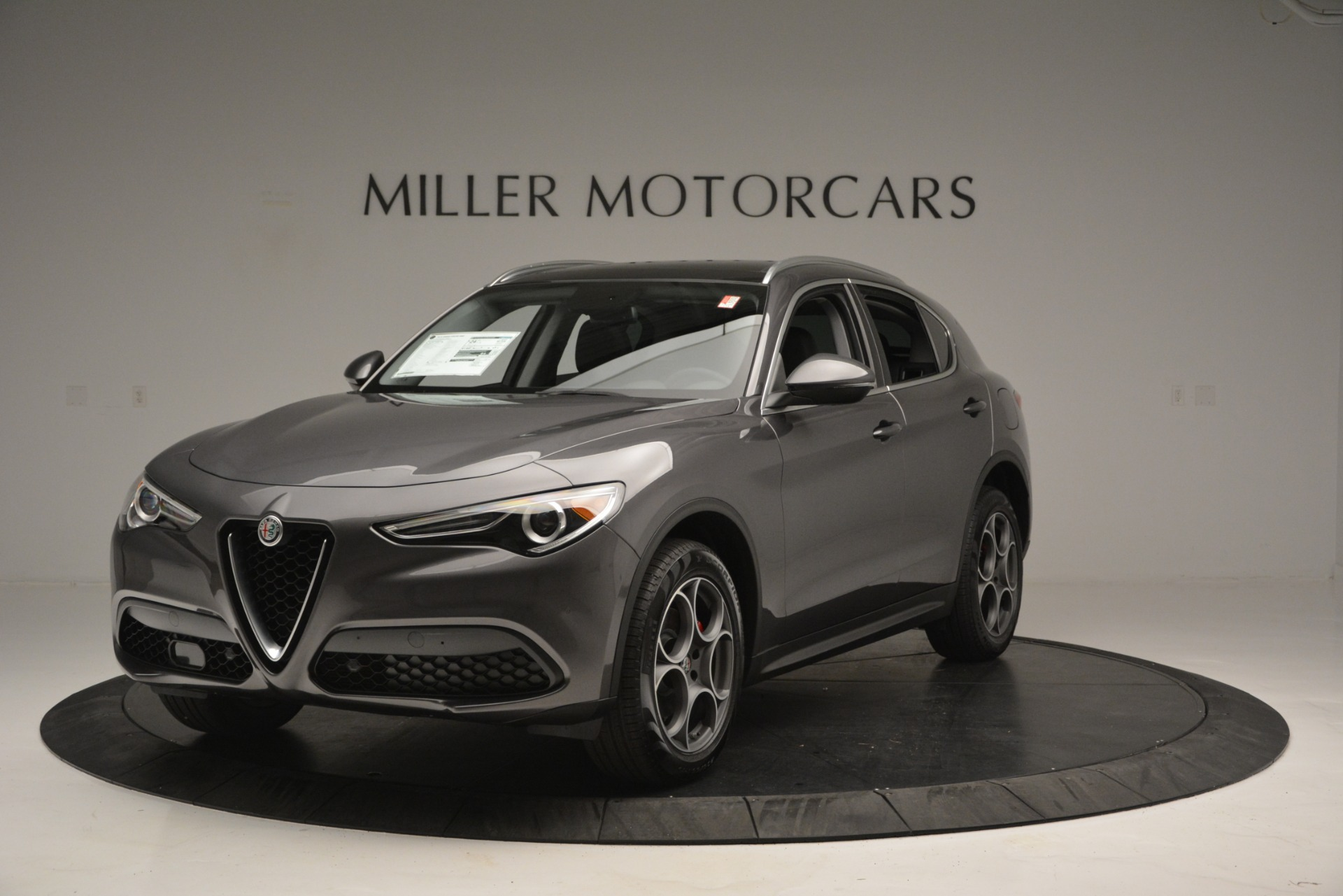 New 2019 Alfa Romeo Stelvio Q4 For Sale In Westport, CT