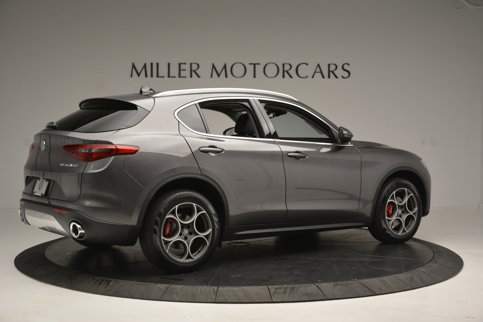 New 2019 Alfa Romeo Stelvio Q4 For Sale In Westport, CT 2653_p10