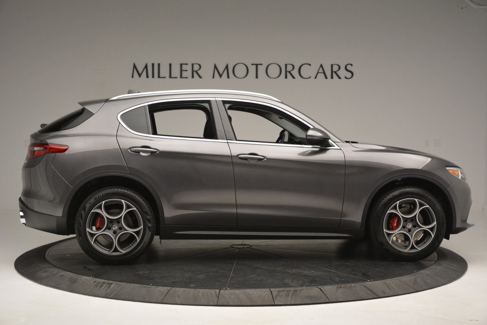 New 2019 Alfa Romeo Stelvio Q4 For Sale In Westport, CT 2653_p12