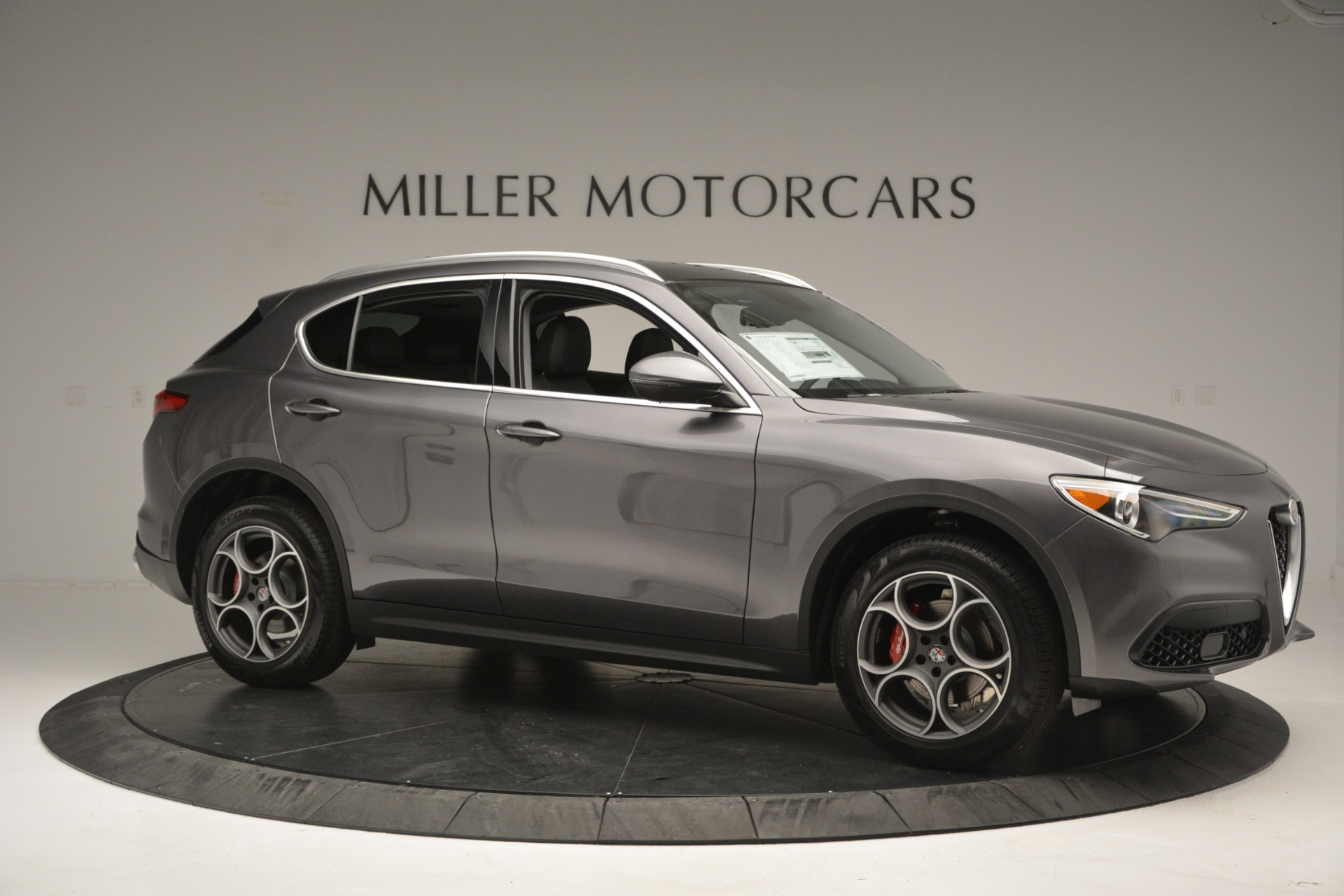 New 2019 Alfa Romeo Stelvio Q4 For Sale In Westport, CT 2653_p13