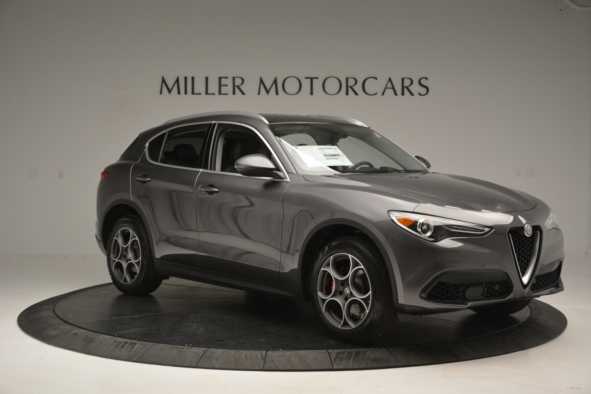 New 2019 Alfa Romeo Stelvio Q4 For Sale In Westport, CT 2653_p14